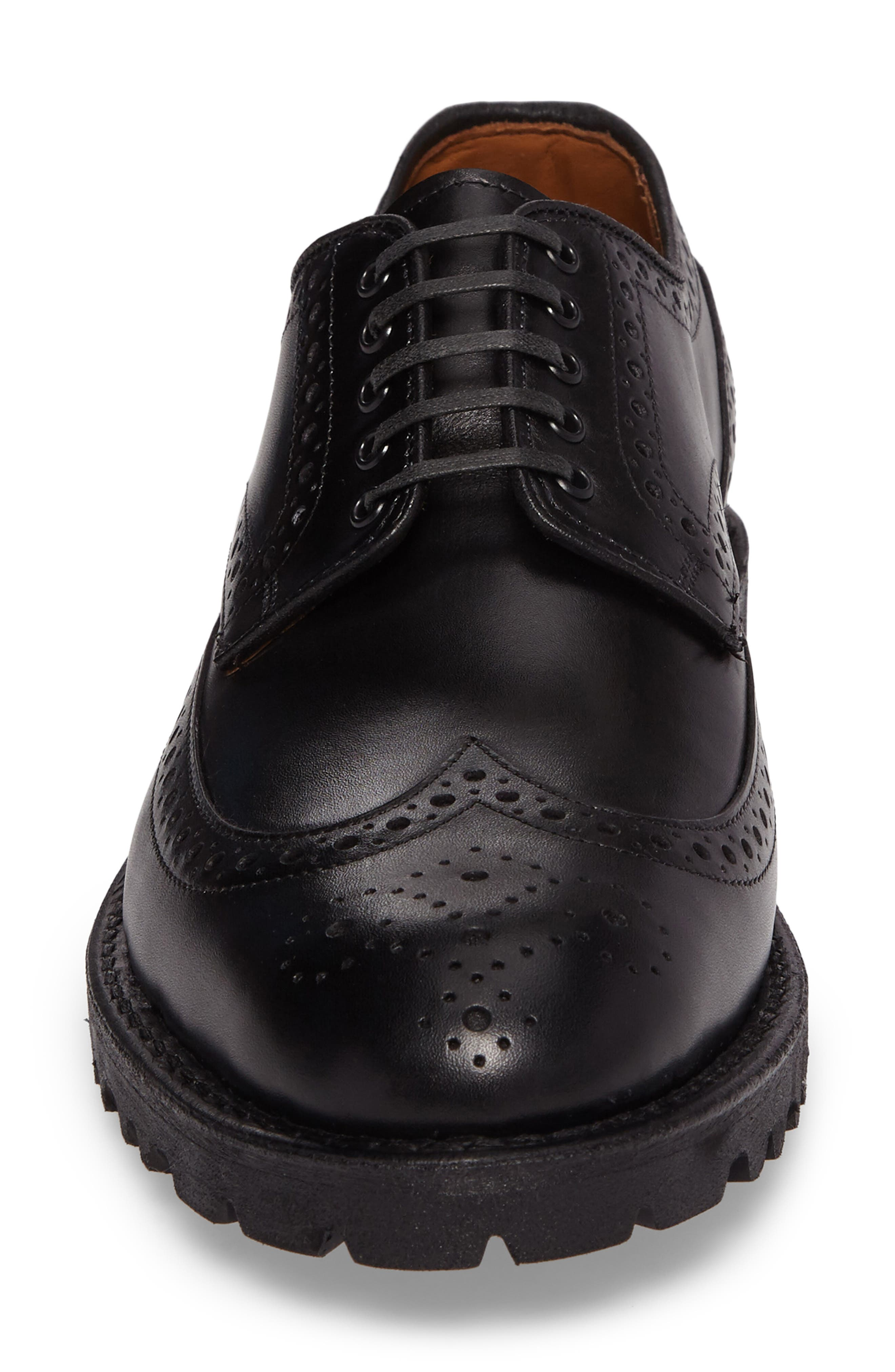 Alternate Image 4  - Allen Edmonds Tate Wingtip (Men)