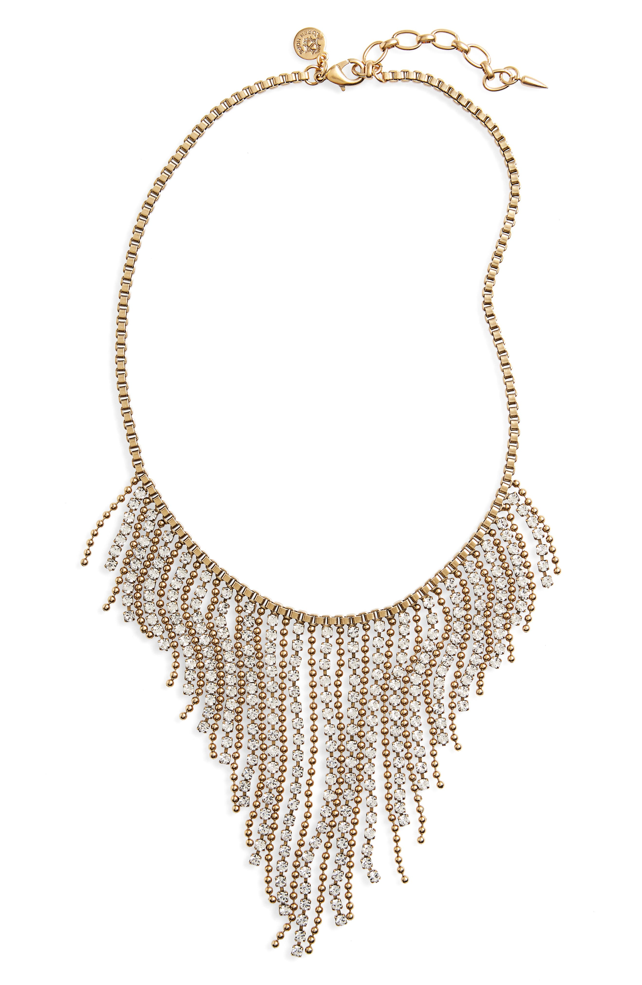 Loren Hope Joanna Frontal Necklace