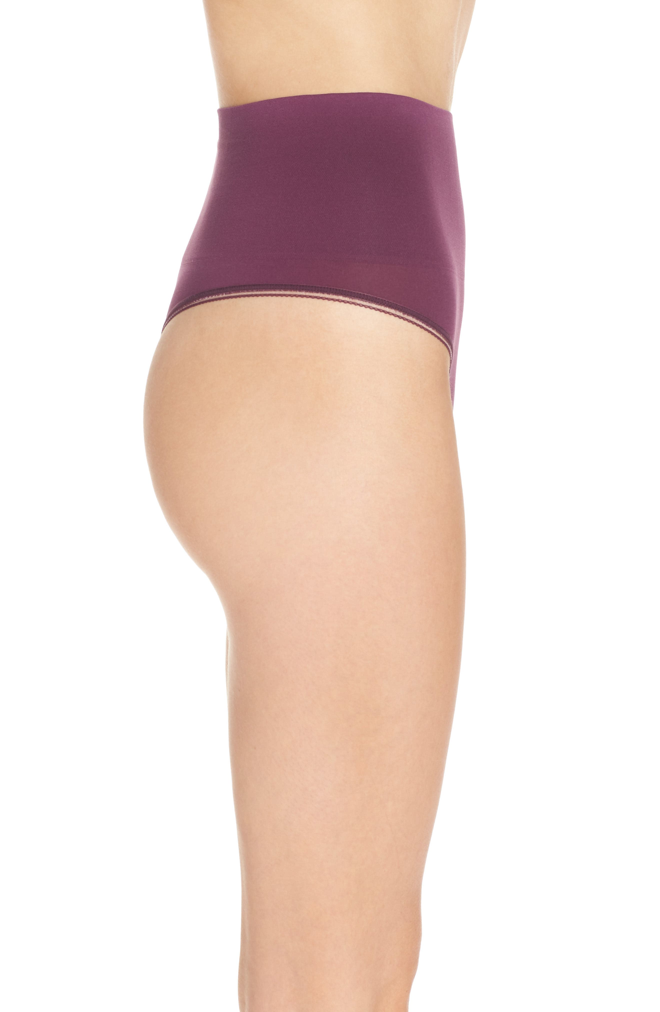 Alternate Image 3  - Yummie Ultralight Seamless Shaping Thong (2 for $30)