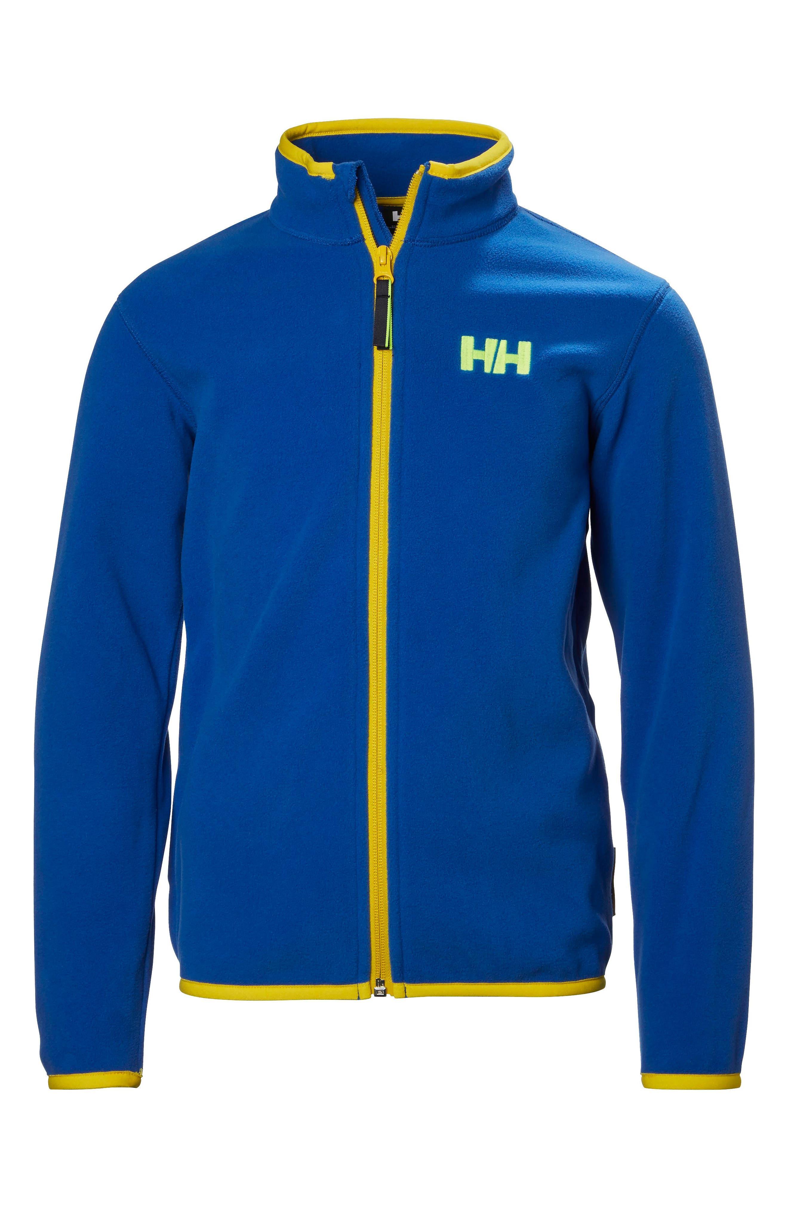 Main Image - Helly Hansen Jr. Daybreaker Polartec® Fleece Jacket (Big Boys)