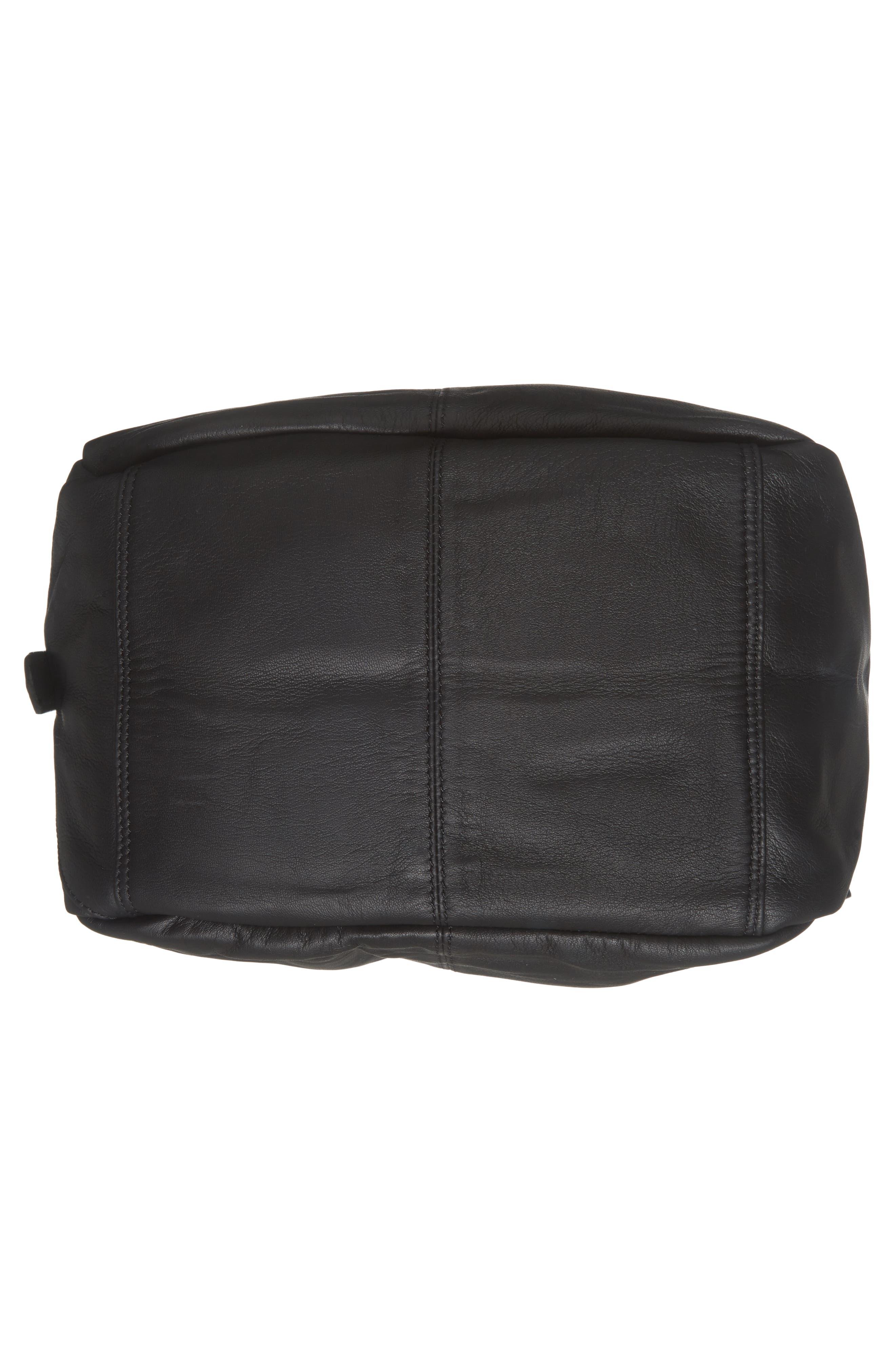 Alternate Image 5  - Topshop Premium Leather Sling Shoulder Bag