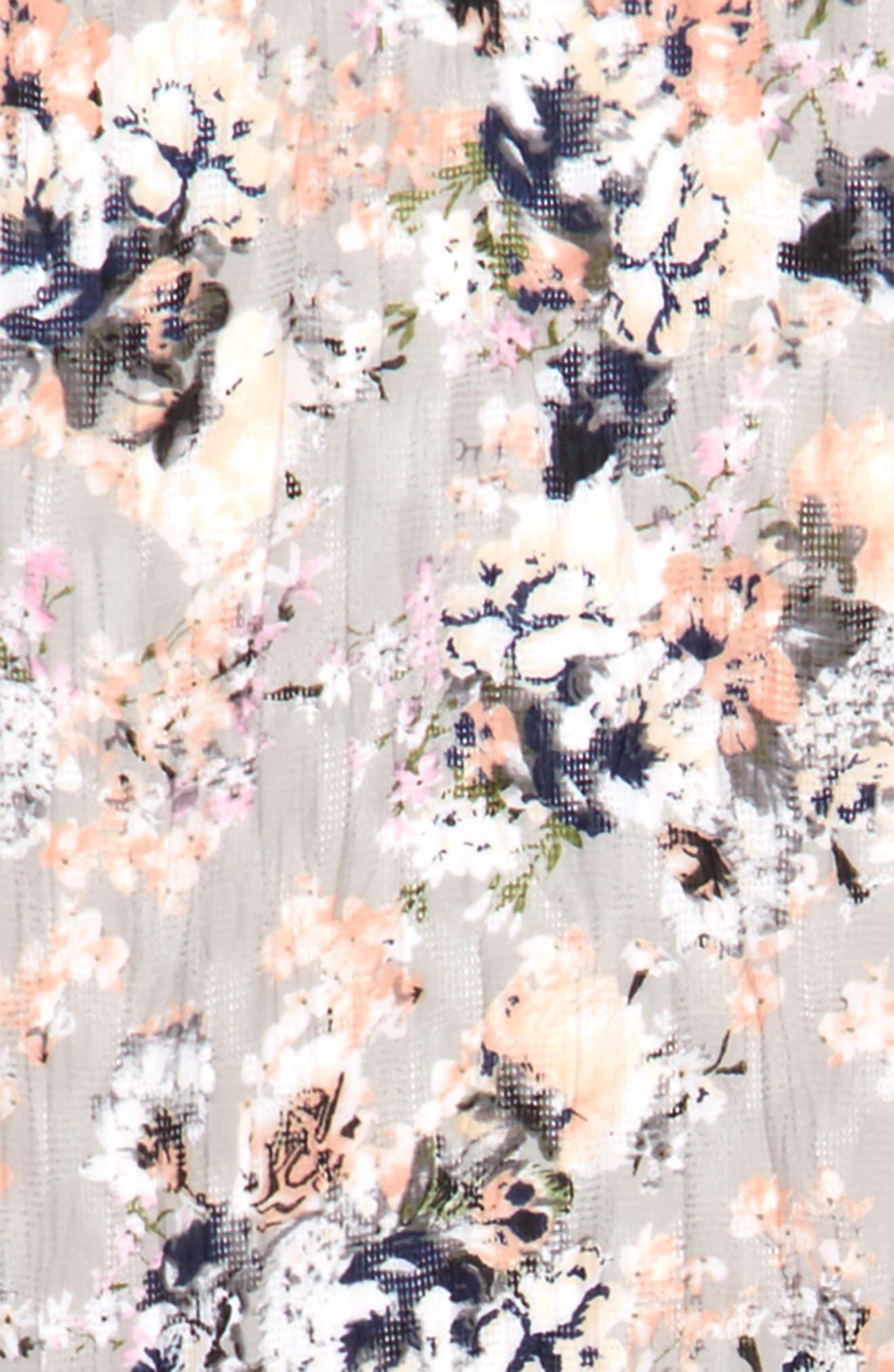 Alternate Image 3  - BP. Floral Print Oblong Scarf