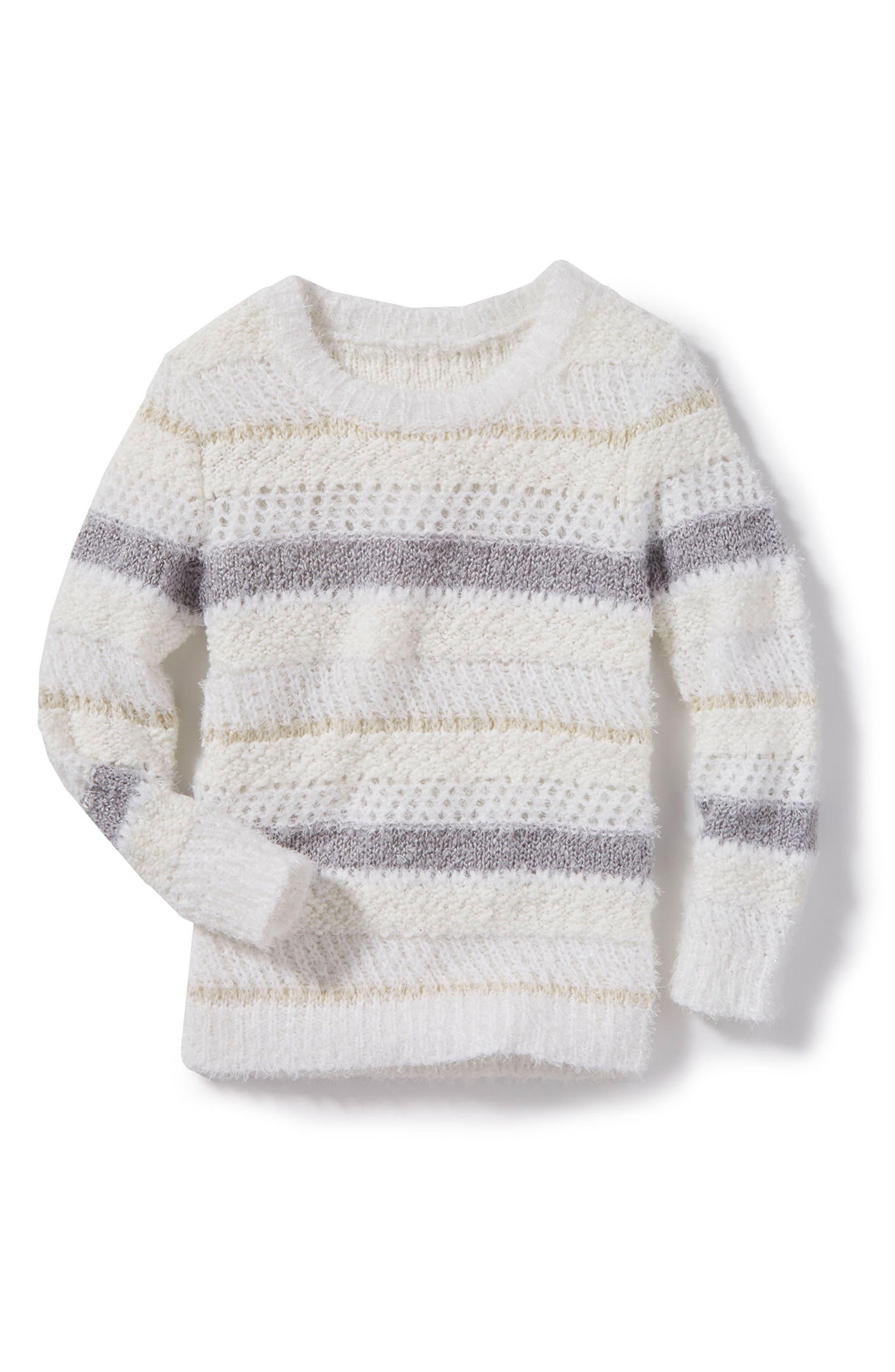 Main Image - Peek Hailey Pullover Sweater (Toddler Girls, Little Girls & Big Girls)
