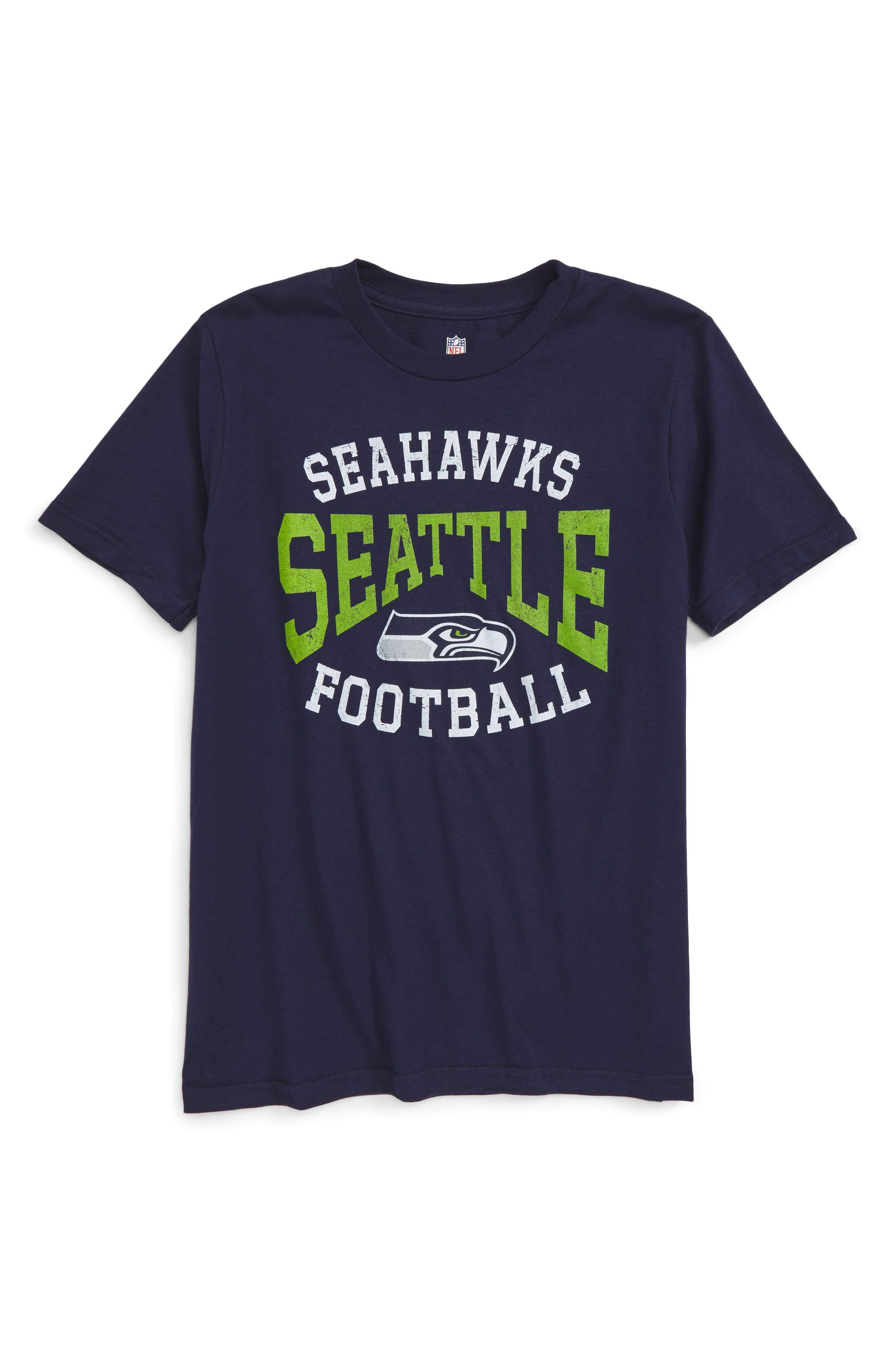 Outerstuff NFL Seattle Seahawks Greatness Graphic T-Shirt (Big Boys)