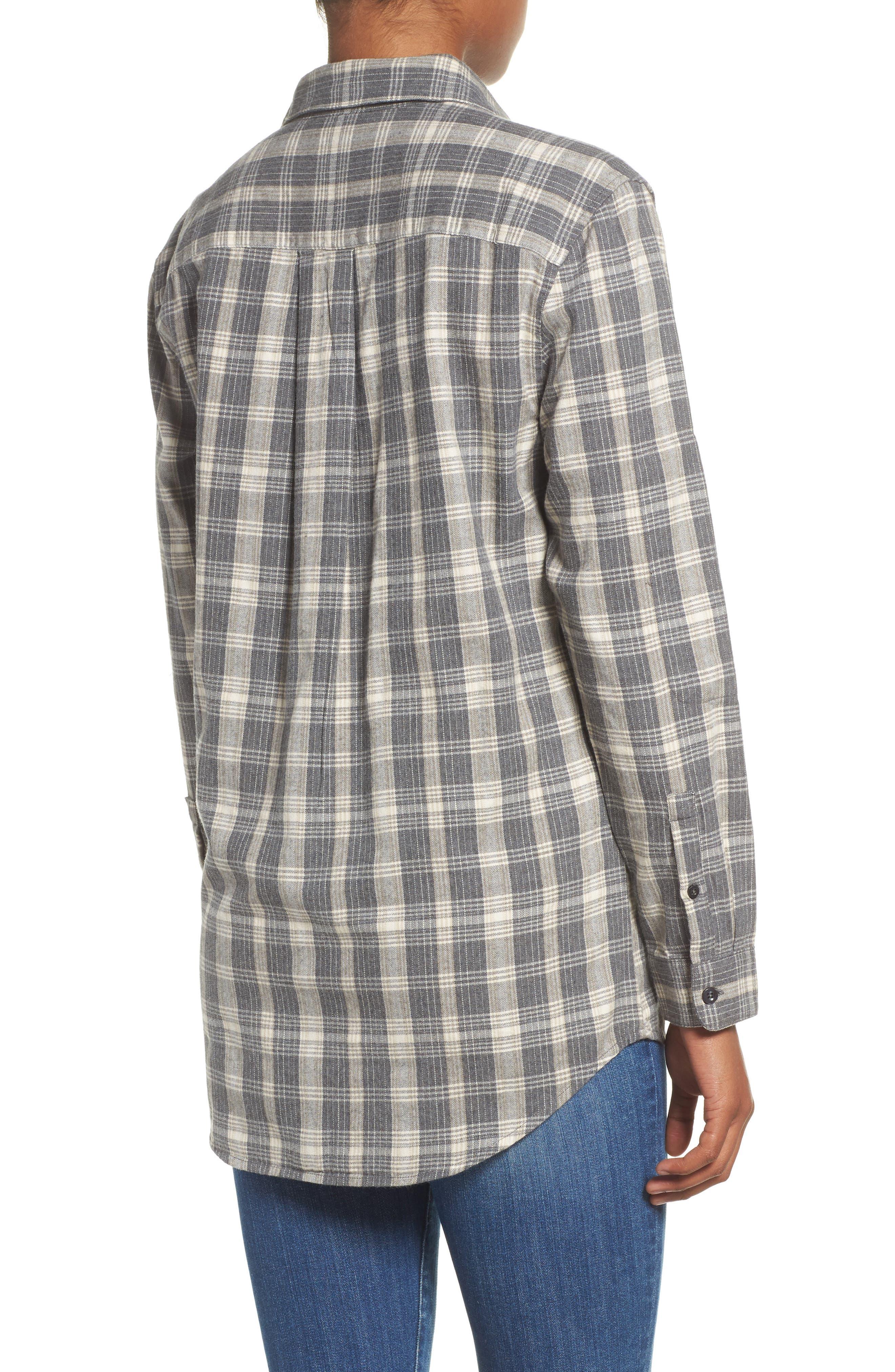 Alternate Image 2  - The North Face Boyfriend Shirt