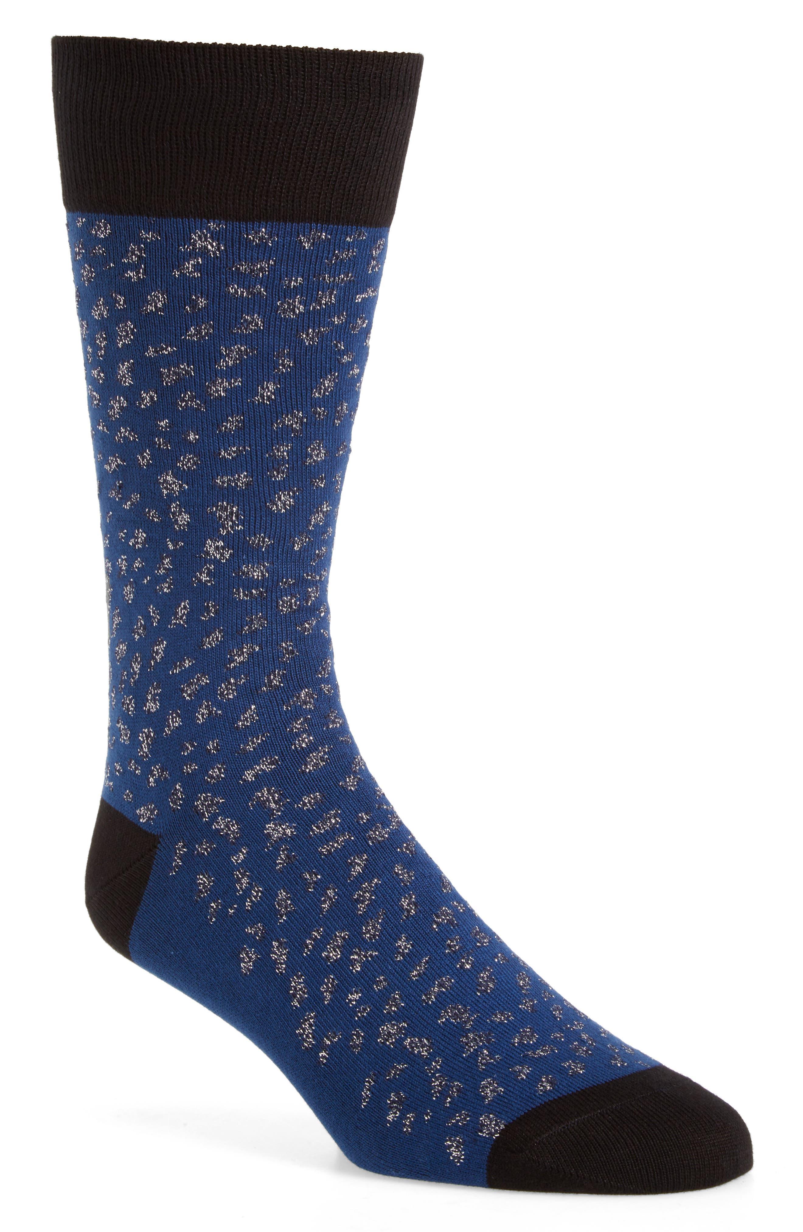 Paul Smith Earth Floral Socks