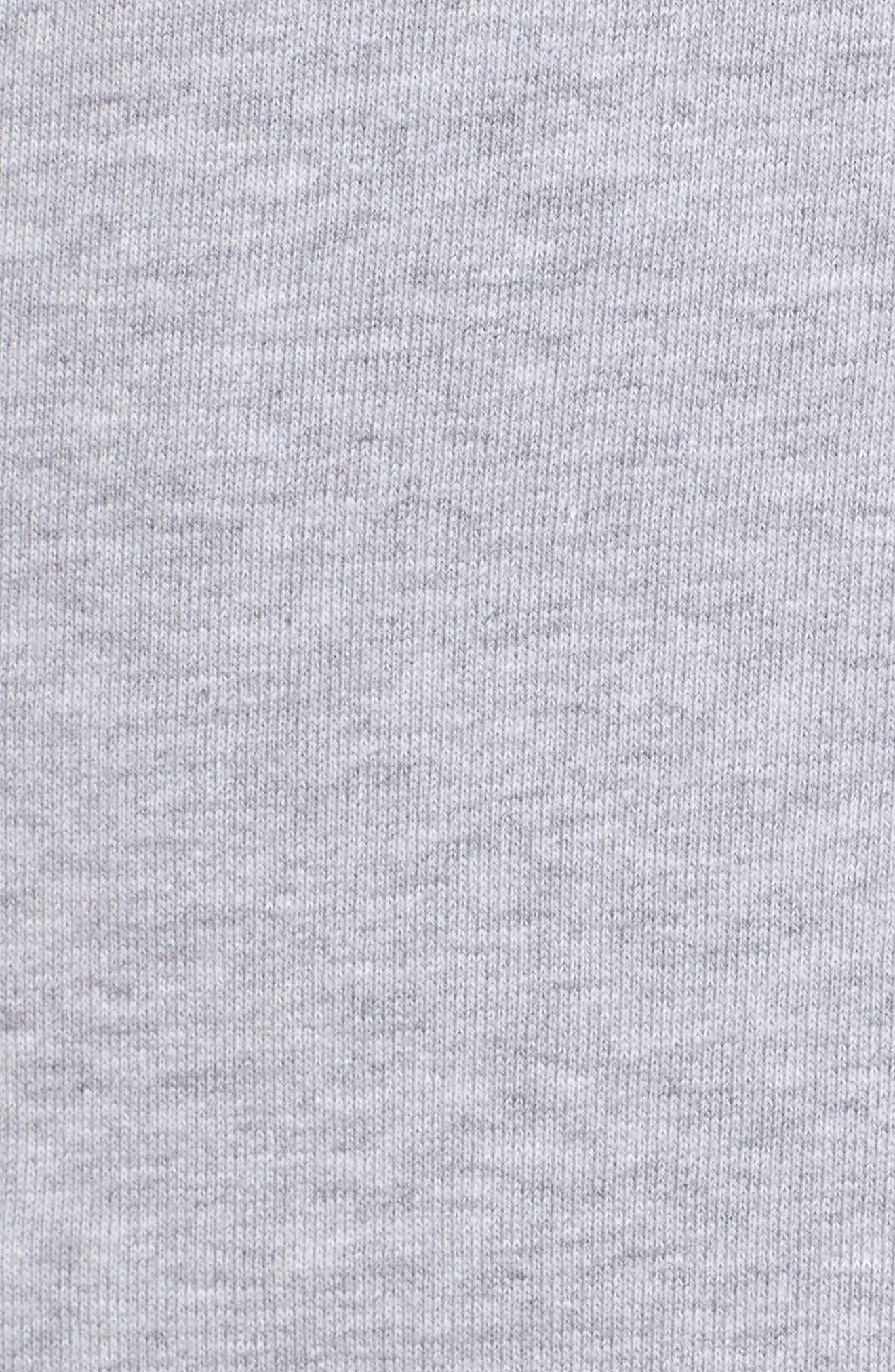 Wester Sweatshirt,                             Alternate thumbnail 5, color,                             Light Grey