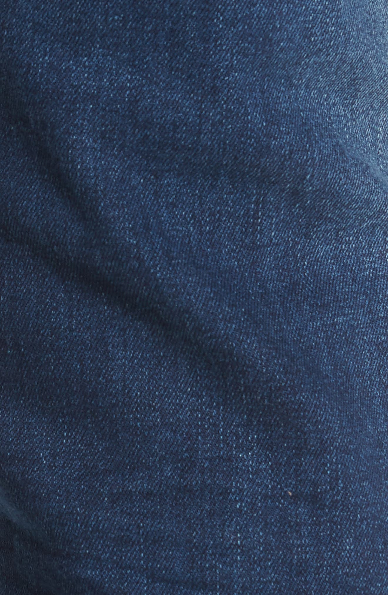 Alternate Image 5  - DIESEL® Zatiny Bootcut Jeans (84HV)