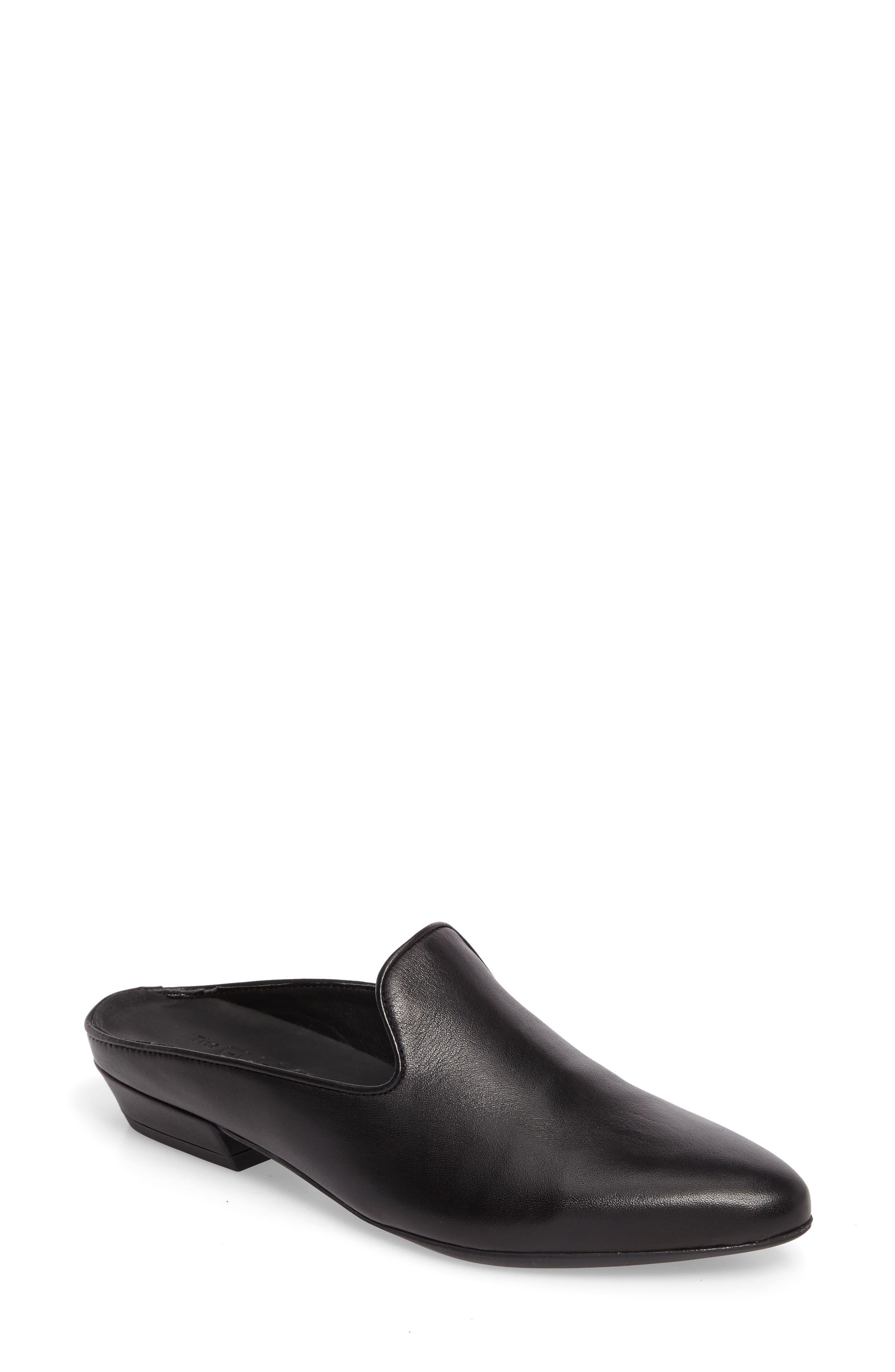 Sisley Mule,                         Main,                         color, Black