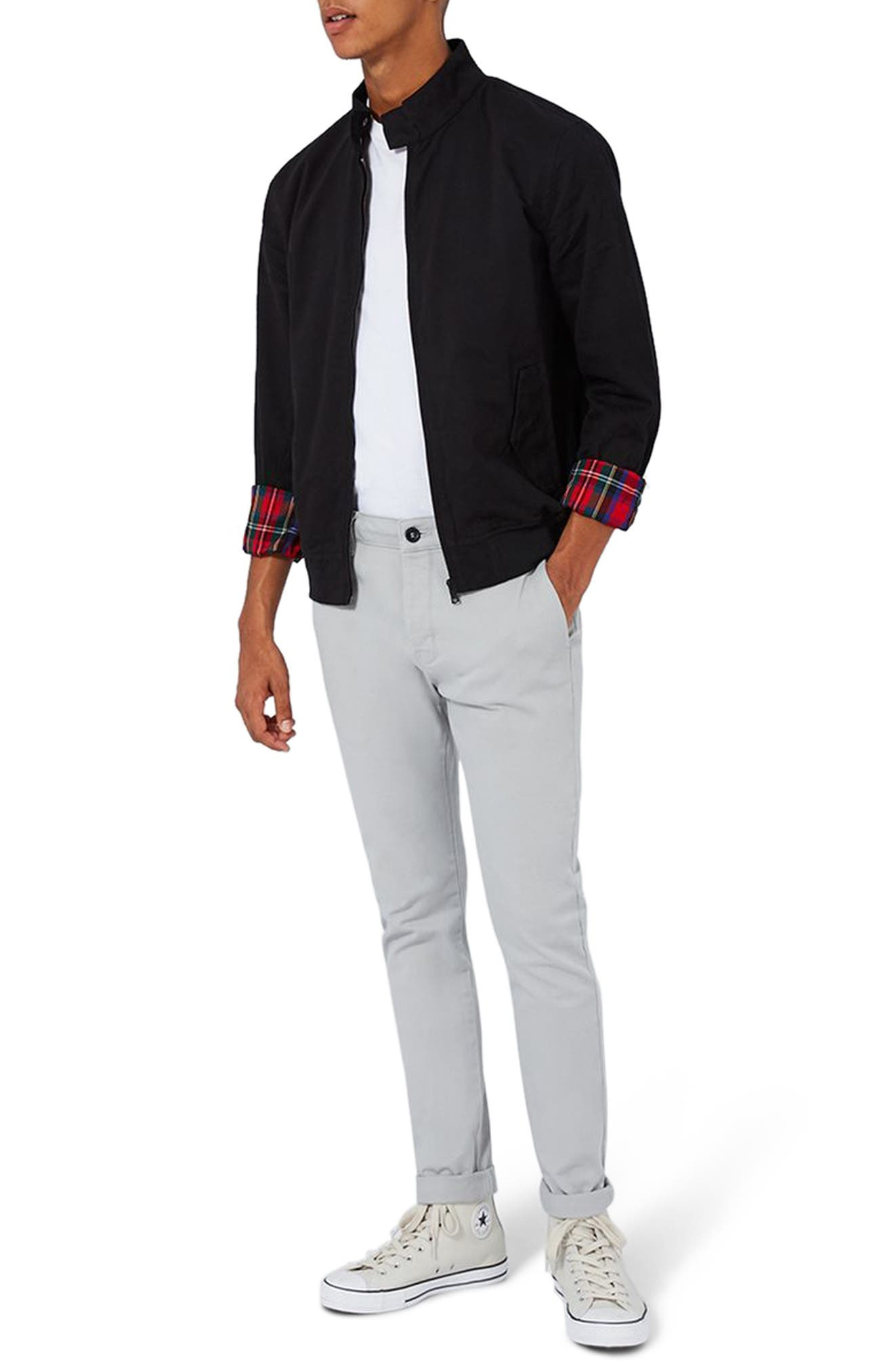 Topman Classic Harrington Jacket