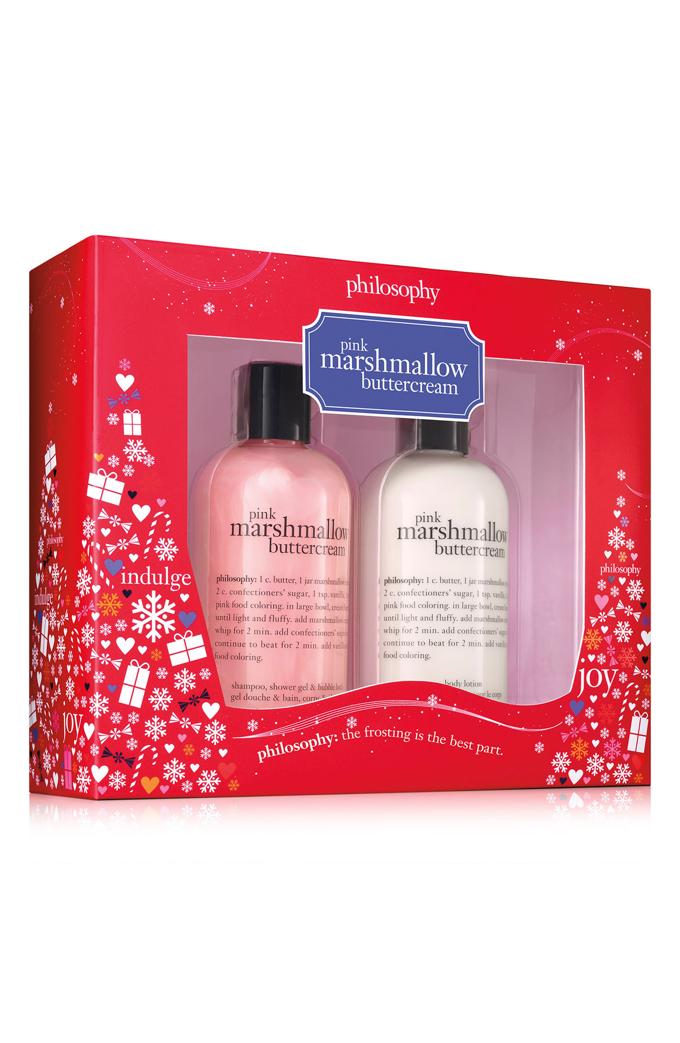 Alternate Image 1 Selected - philosophy pink marshmallow buttercream duo (Nordstrom Exclusive)