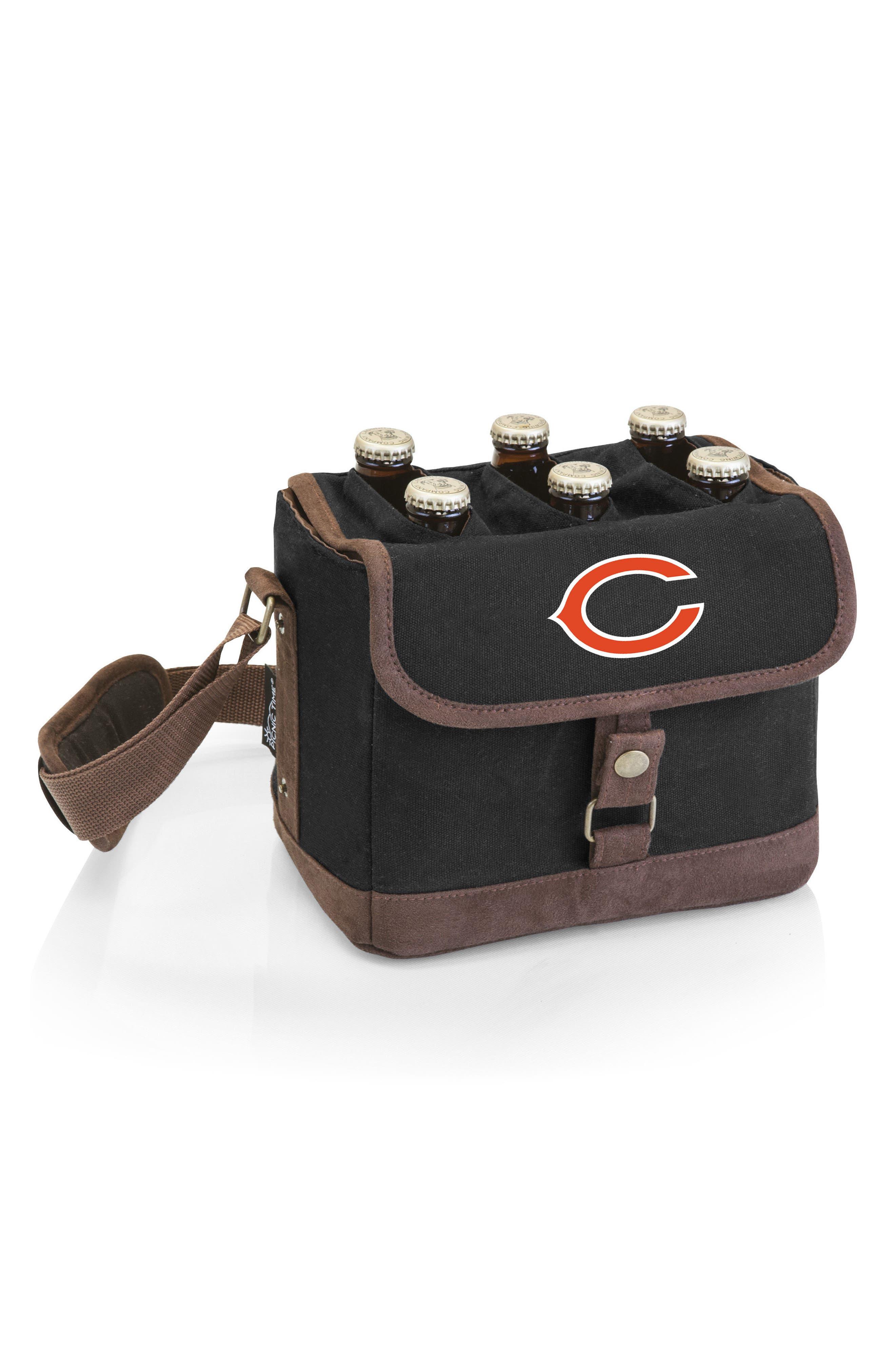 Main Image - Picnic Time NFL Team Logo Beer Caddy Cooler Tote