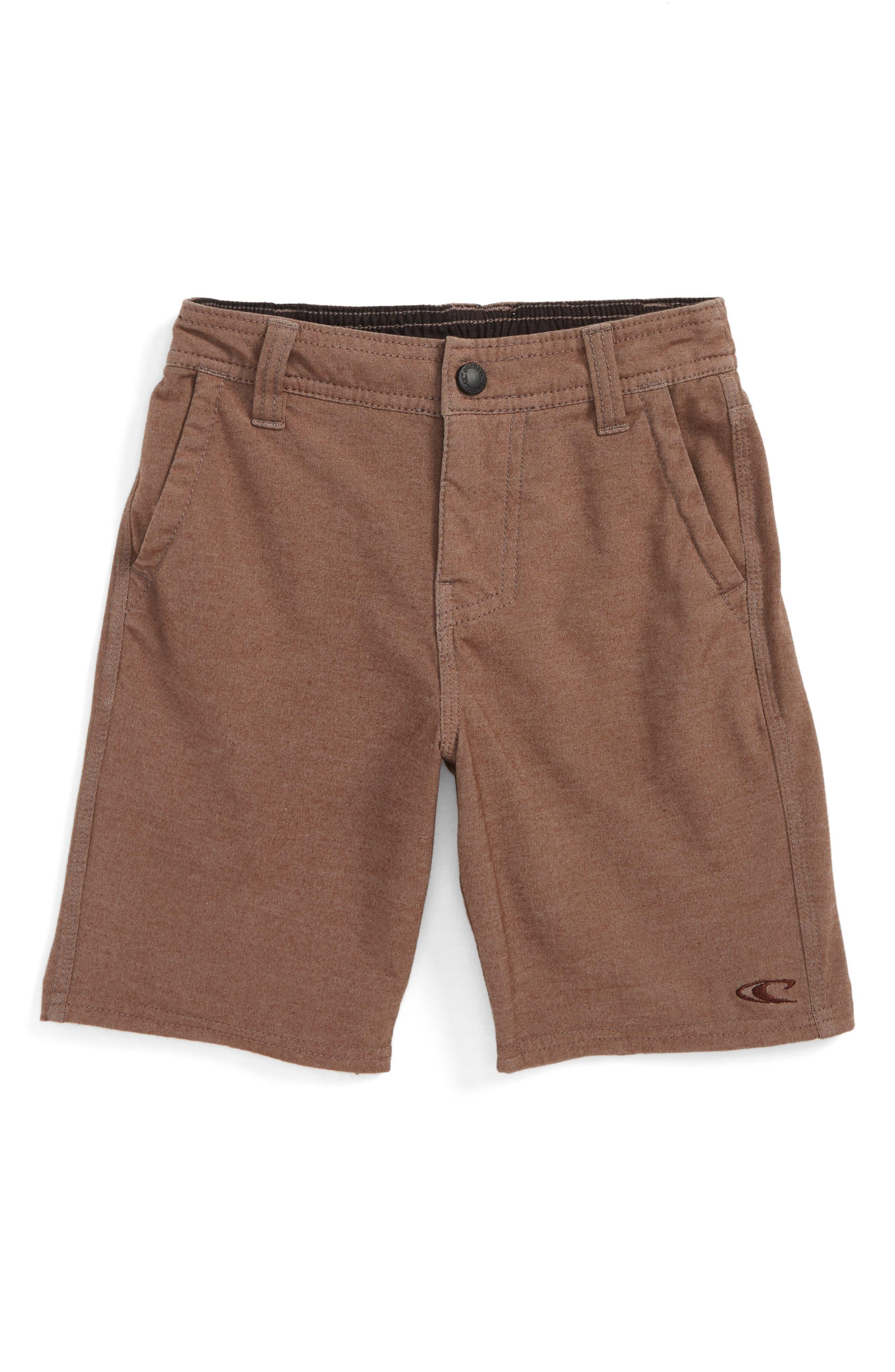 Alternate Image 1 Selected - O'Neill Locked Hybrid Board Shorts (Little Boys)