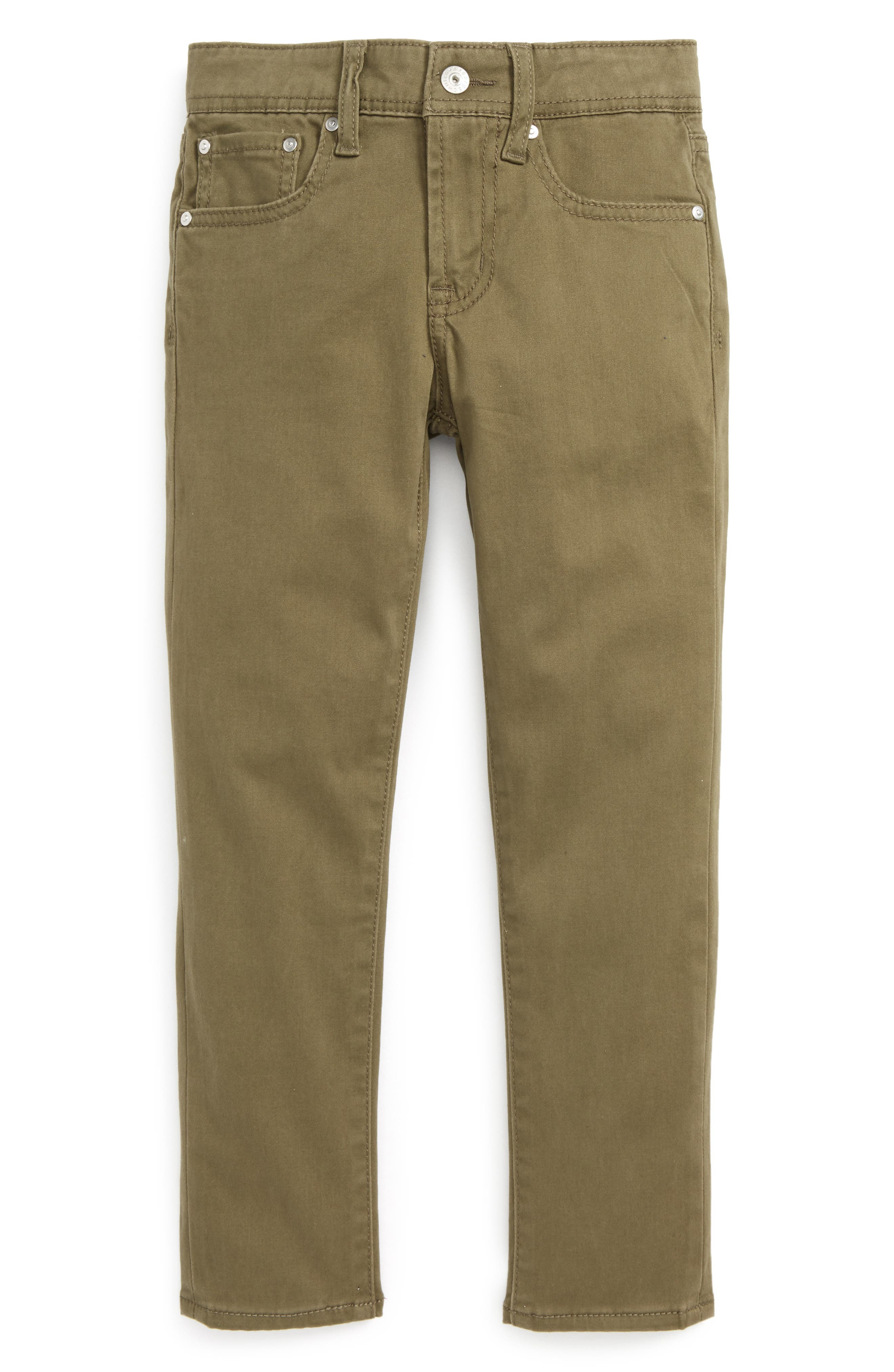 The Stryker Luxe Slim Straight Leg Jeans,                         Main,                         color, Al Green