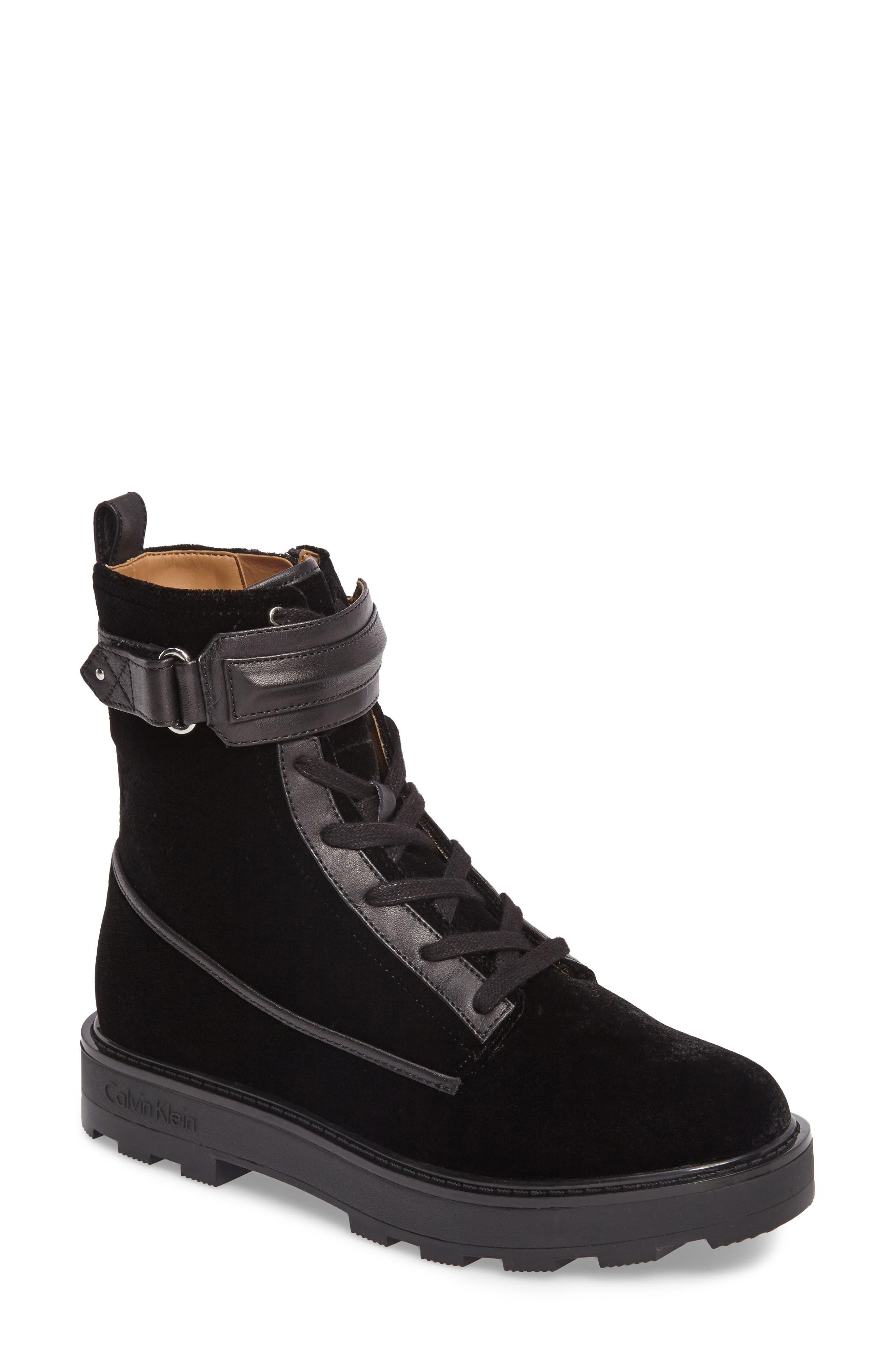 Alternate Image 1 Selected - Calvin Klein Vanora Boot (Women)