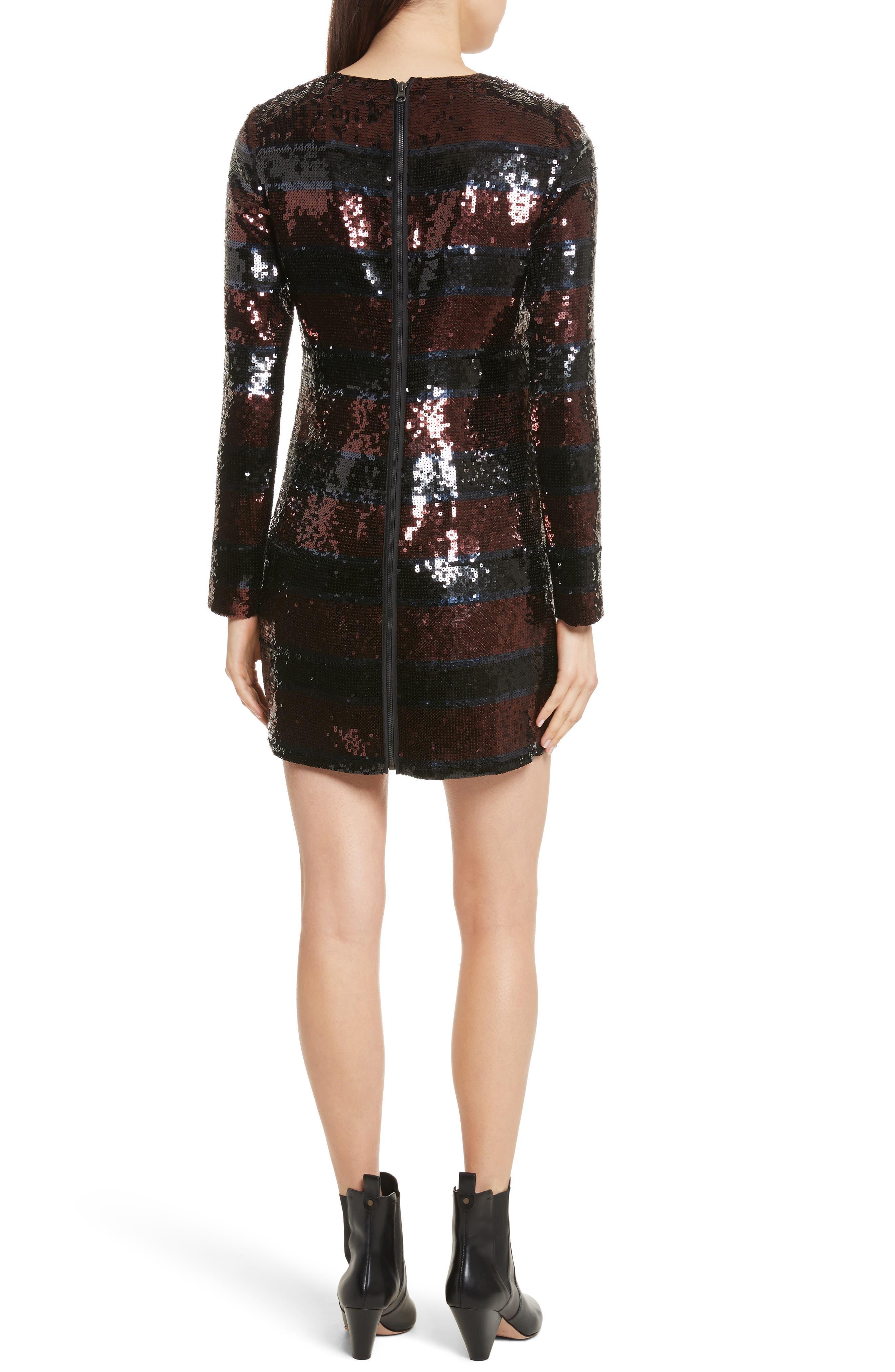 Alternate Image 2  - Veronica Beard Breakers Sequin Dress