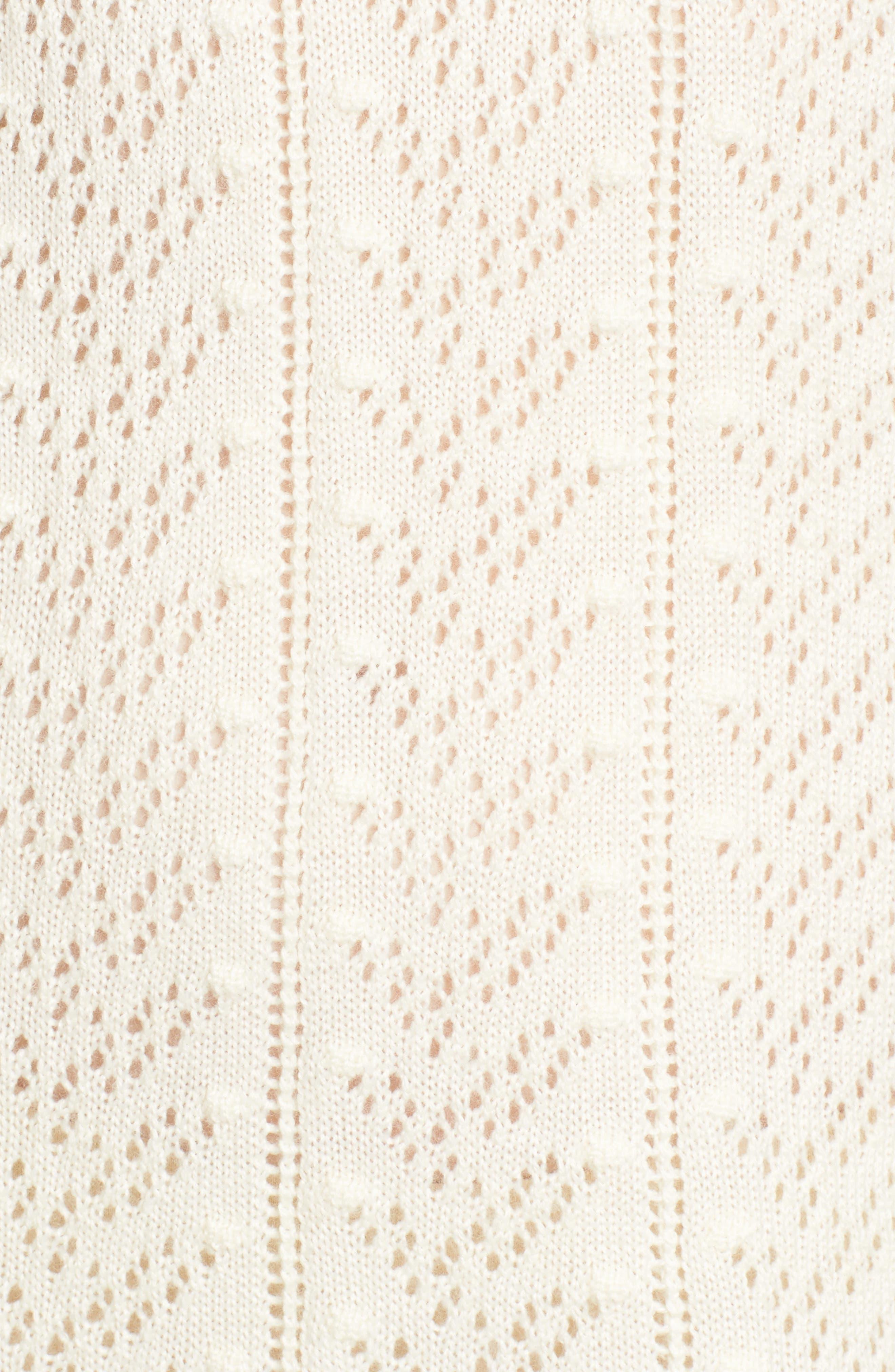 Alternate Image 5  - Tularosa Scout Knit Ruffle Sleeve Dress