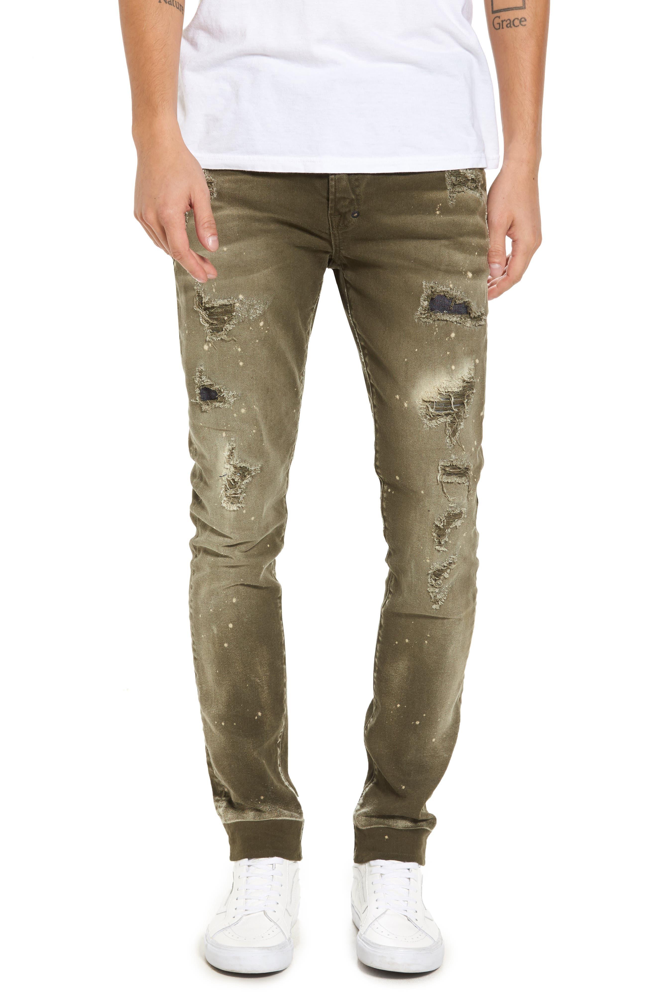 PRPS Windsor Slim Fit Jeans (Earthly Light Wash)