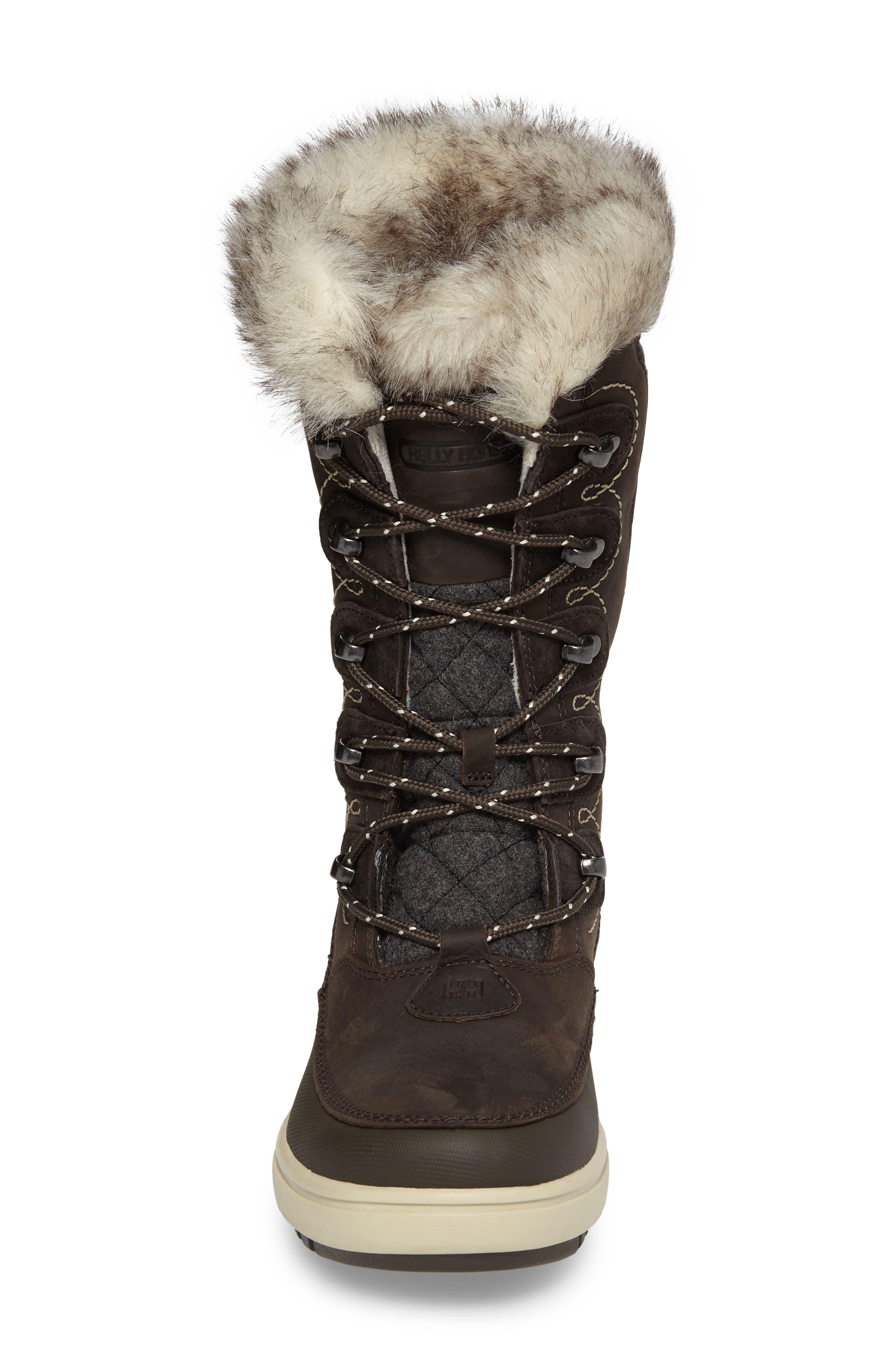 Alternate Image 4  - Helly Hansen Garibaldi Waterproof Boot (Women)