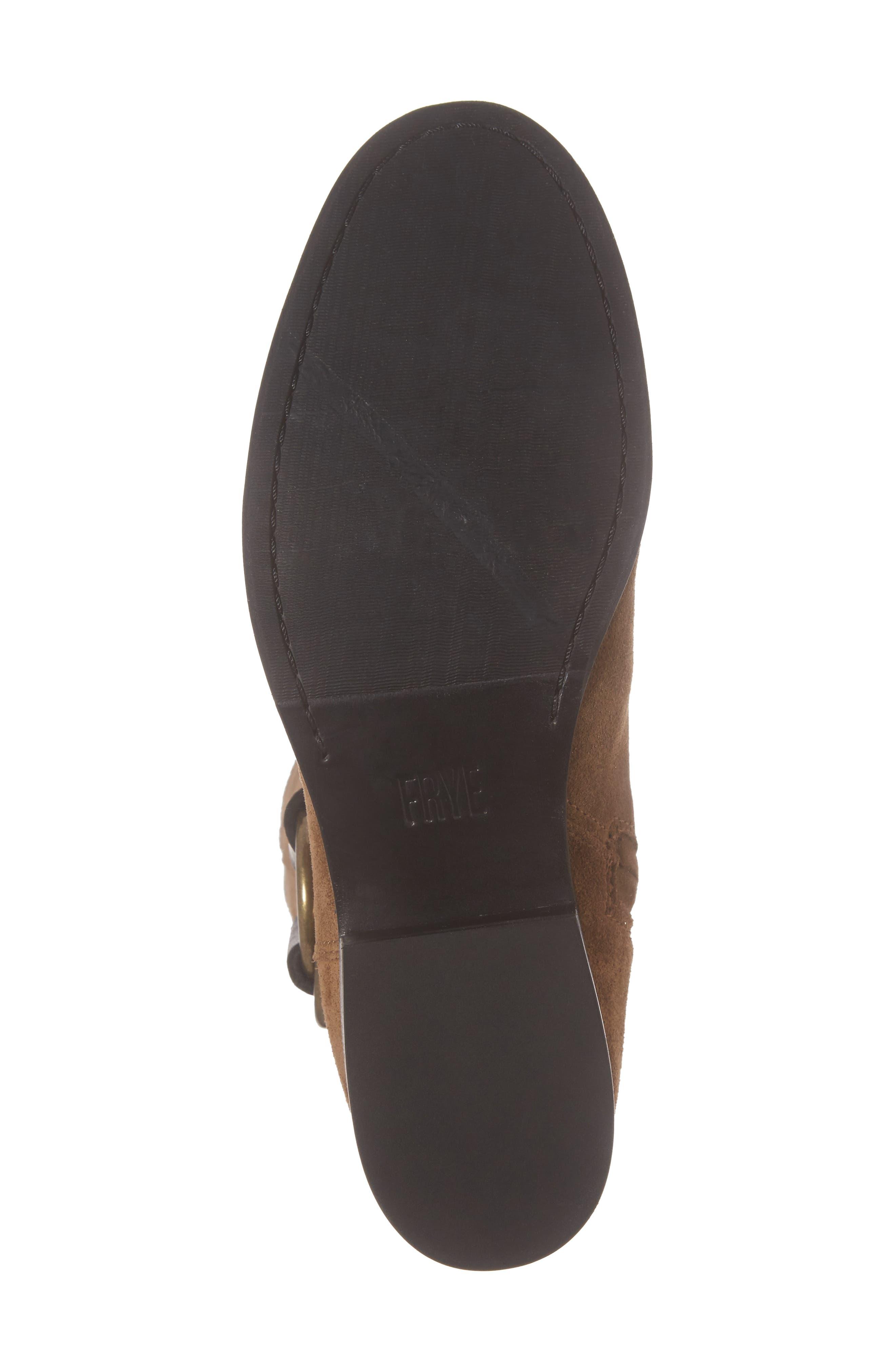 Alternate Image 6  - Frye Kristen Harness Over the Knee Boot (Women)