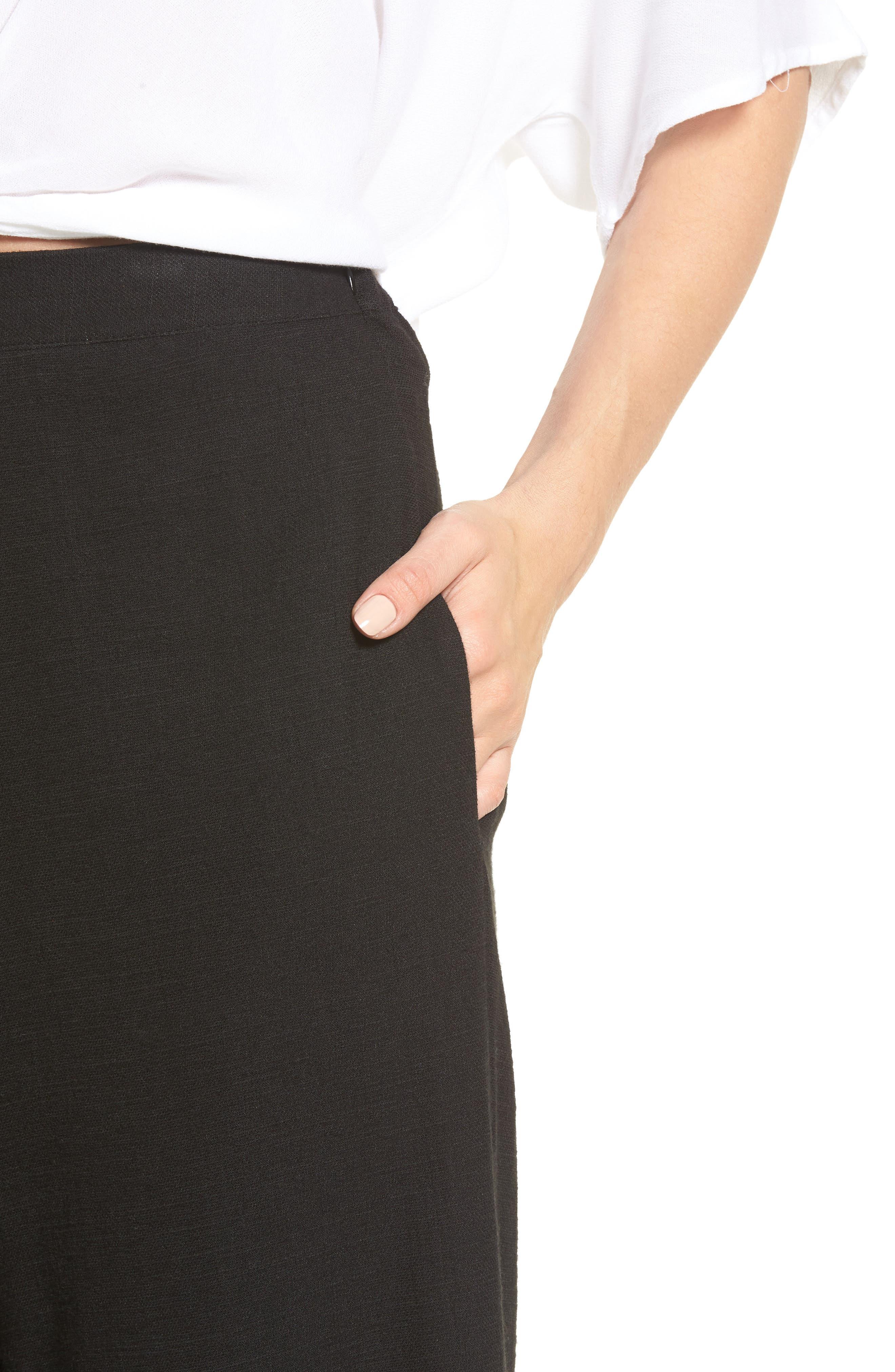 Alternate Image 4  - StyleKeepers Montauk High Waist Culottes