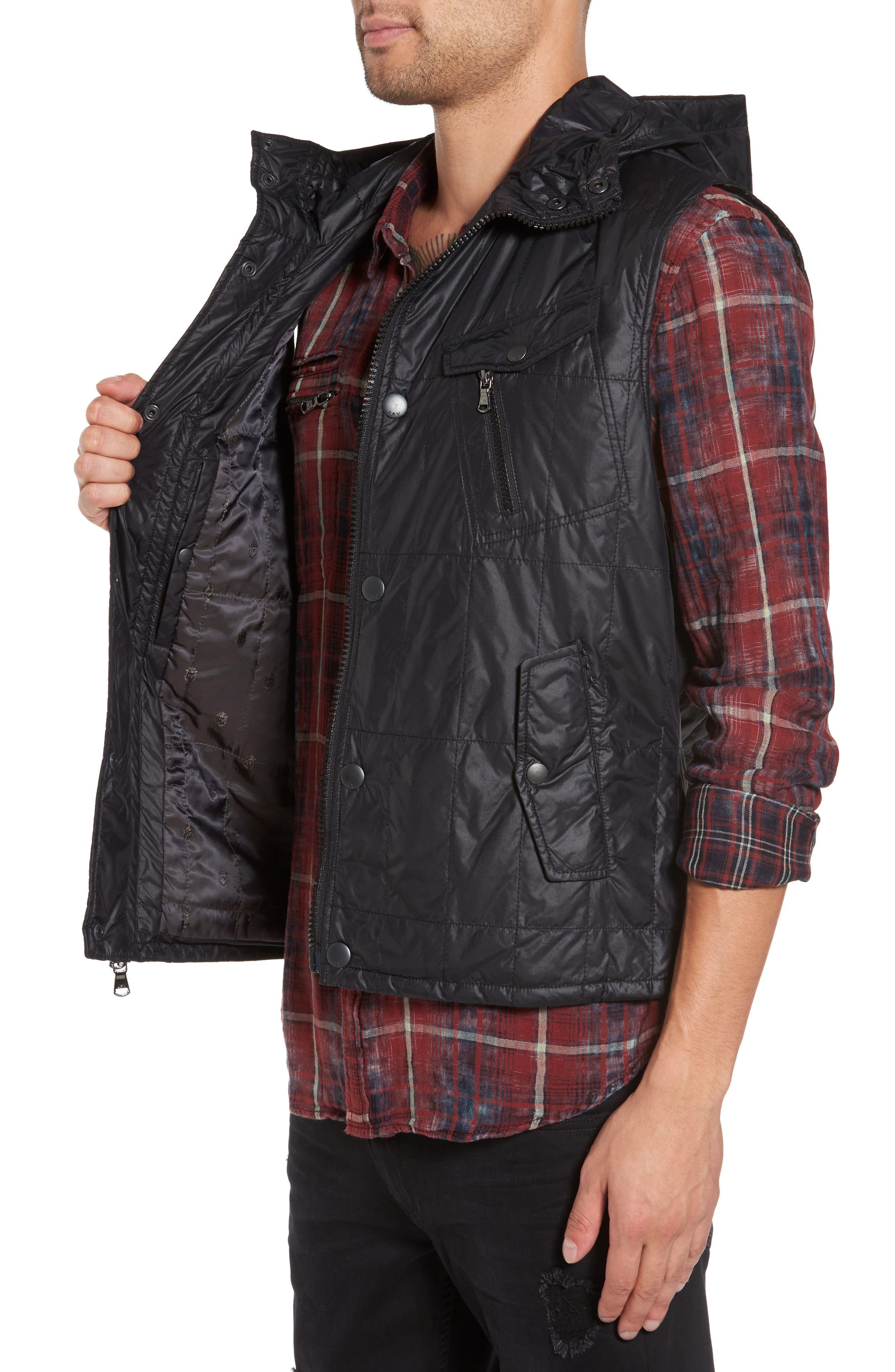 Alternate Image 3  - John Varvatos Star USA Quilted Vest