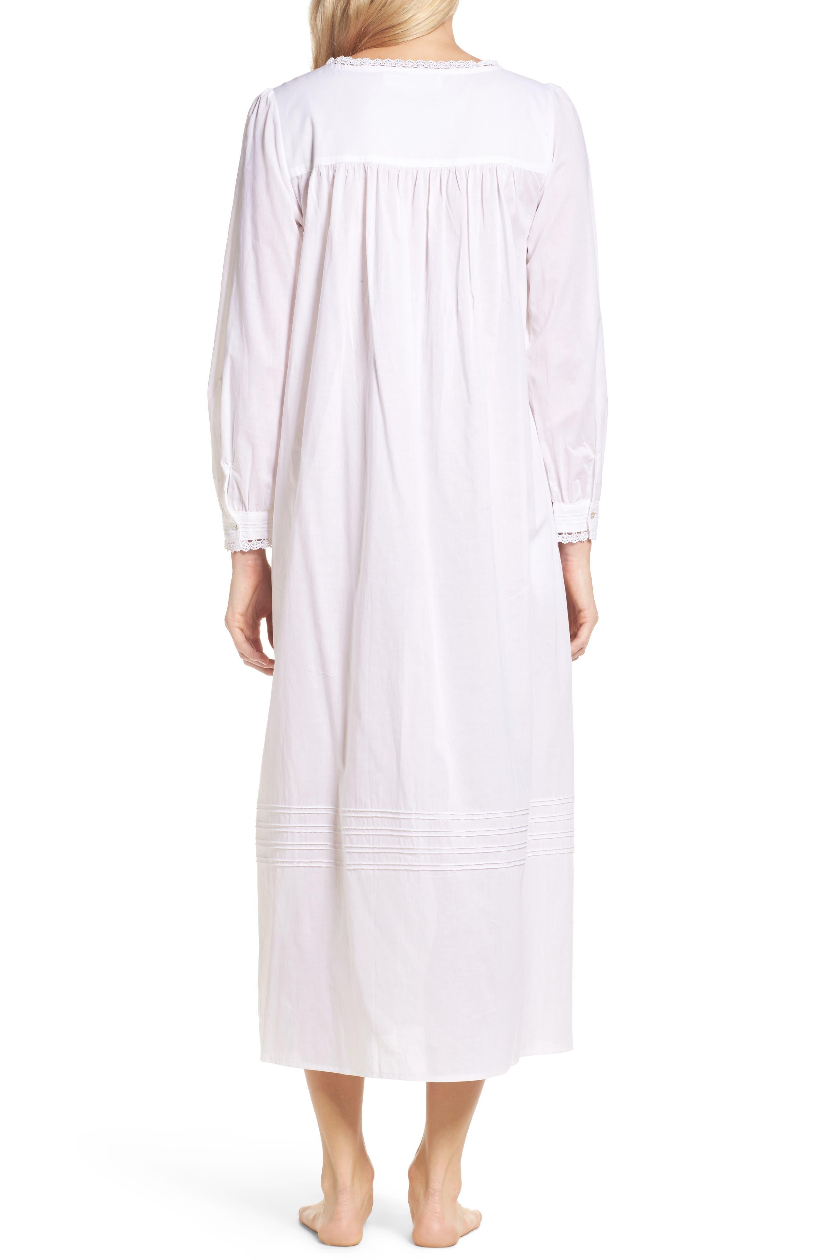 Alternate Image 2  - Eileen West Ballet Nightgown