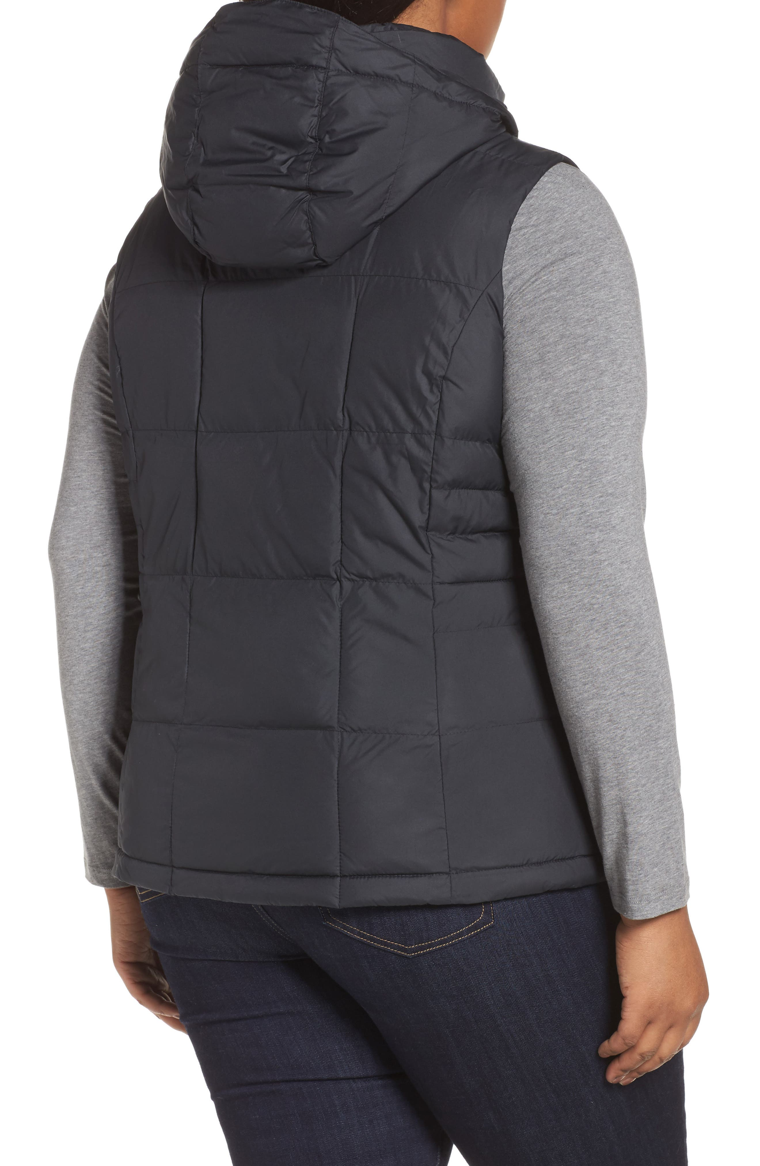 Alternate Image 2  - Columbia Lone Creek Puffer Vest (Plus Size)