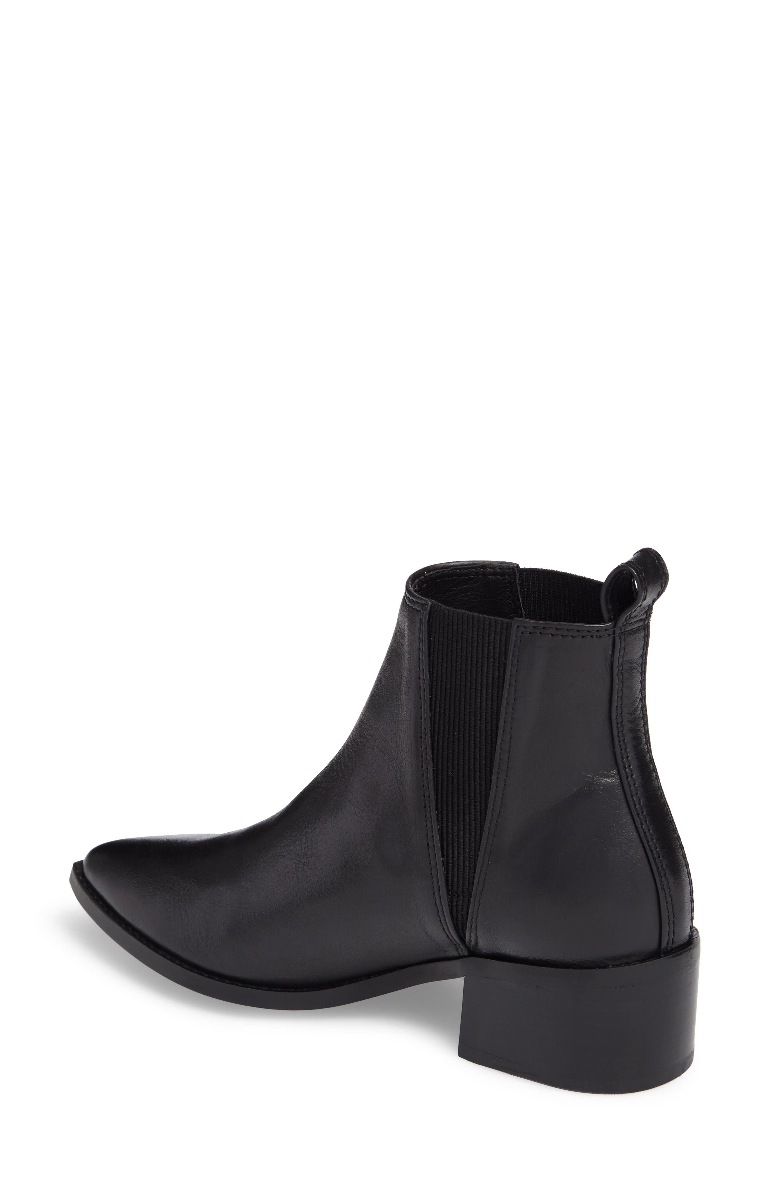 Ula Chelsea Bootie,                             Alternate thumbnail 2, color,                             Black