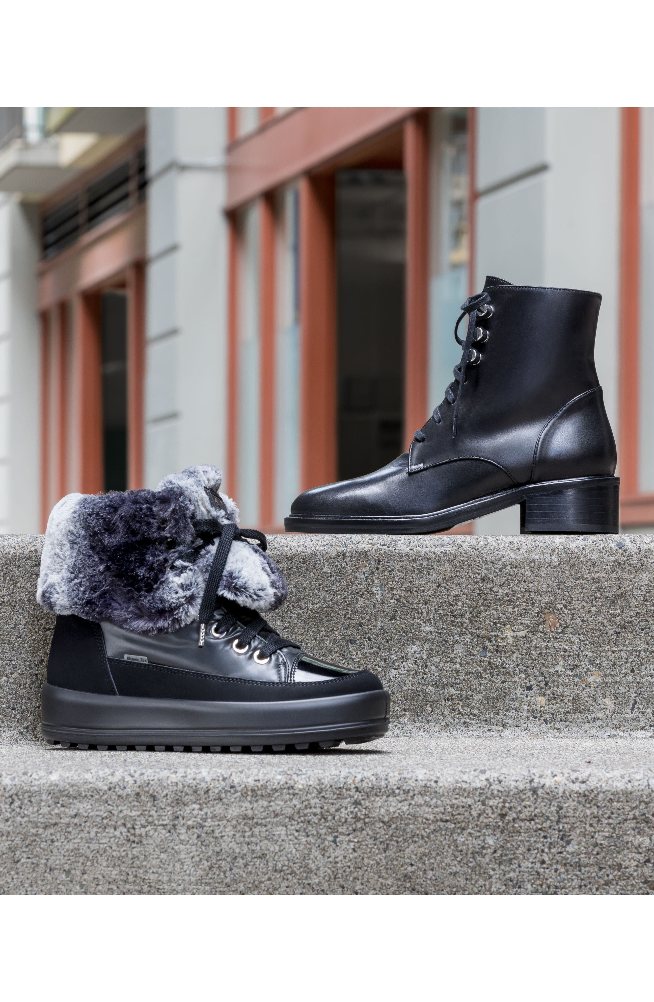 Alternate Image 11  - Lewit Lucca Boot (Women)