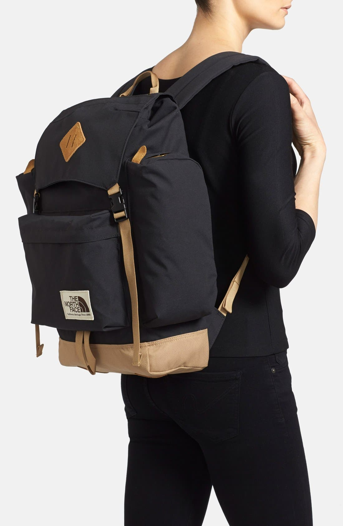 Alternate Image 2  - The North Face Rucksack Water Repellent Backpack