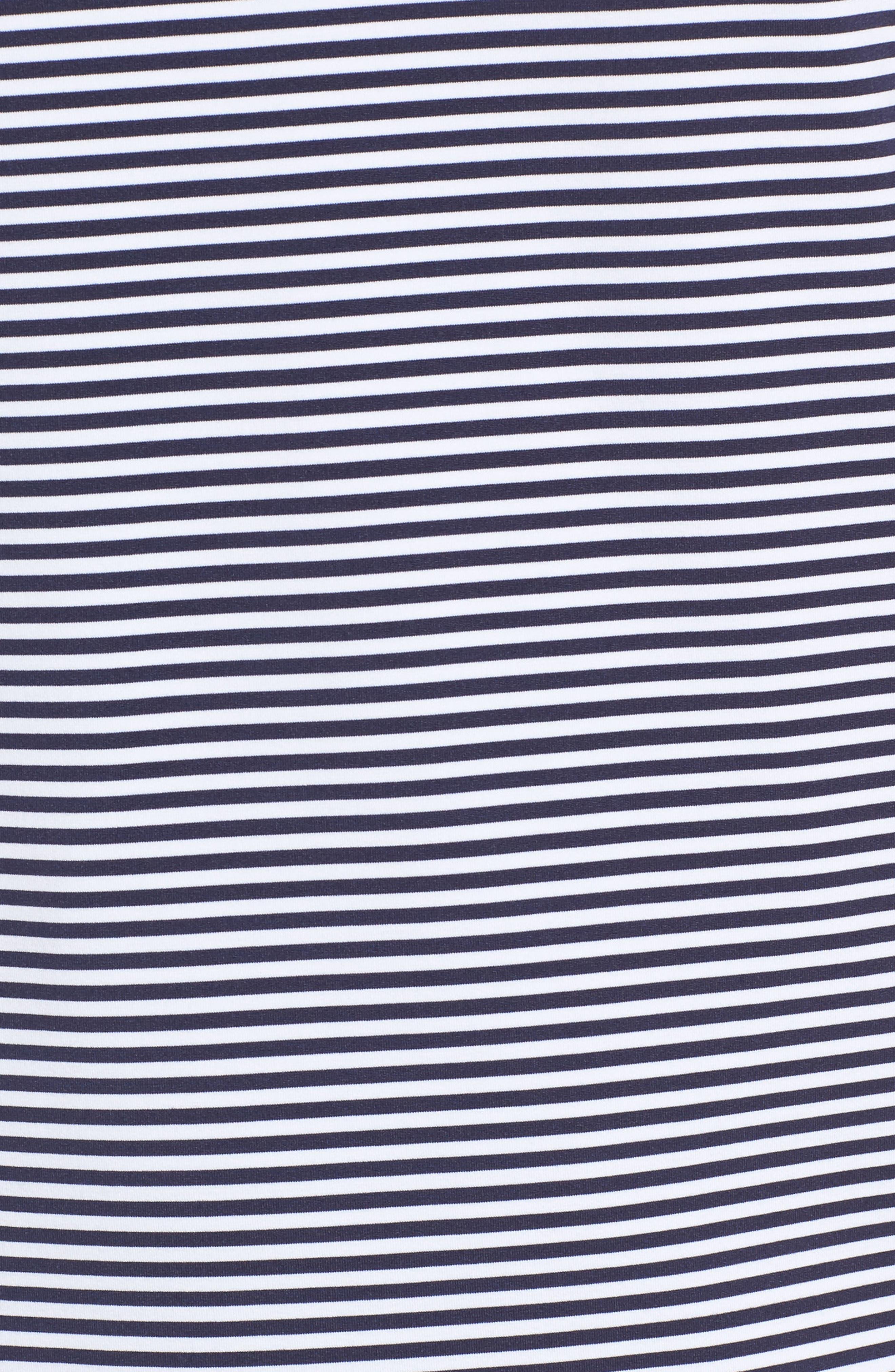 Alternate Image 5  - vineyard vines Color to White Feeder Stripe Polo