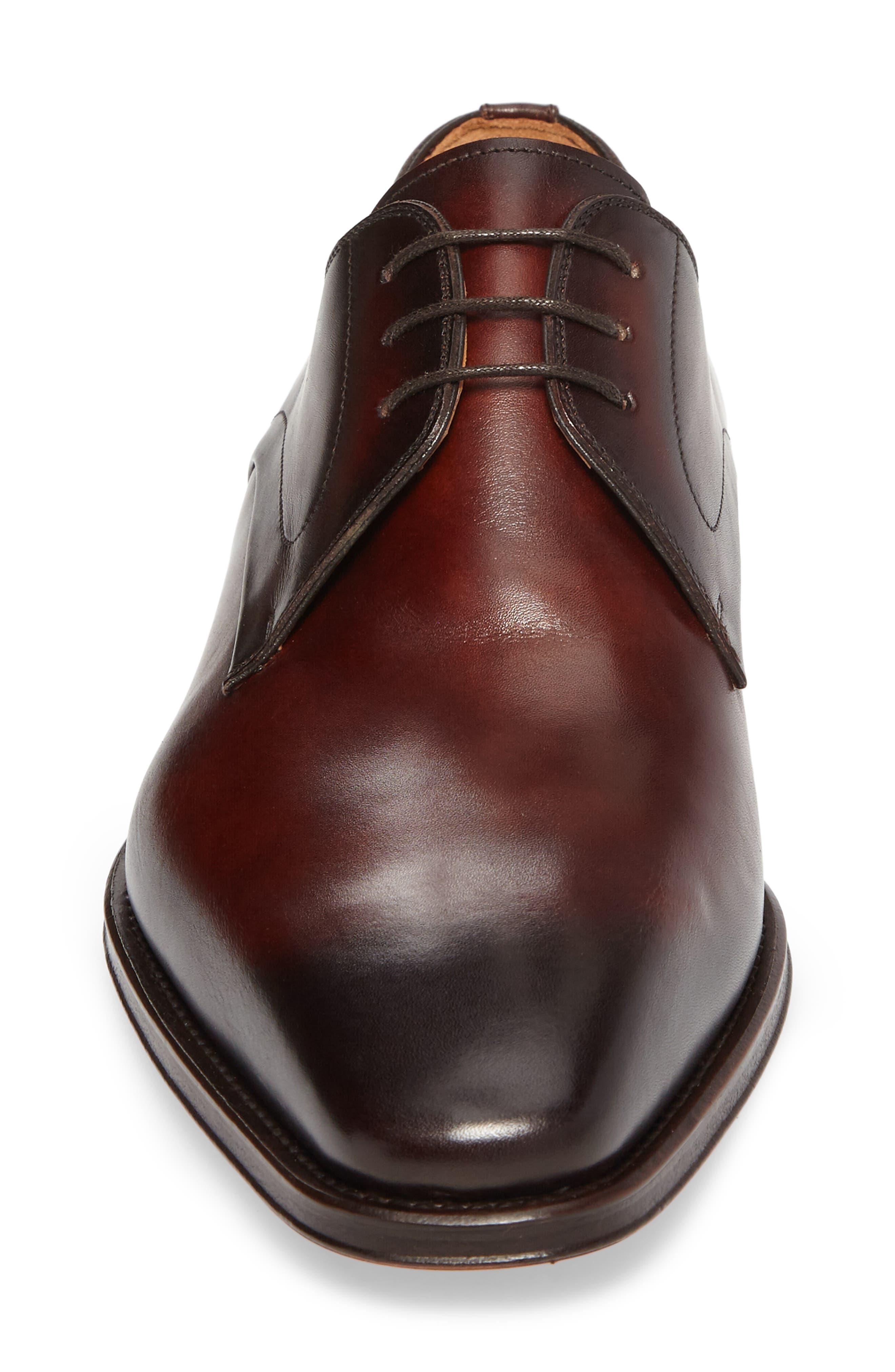 Alternate Image 4  - Magnanni Mario Plain Toe Derby (Men)
