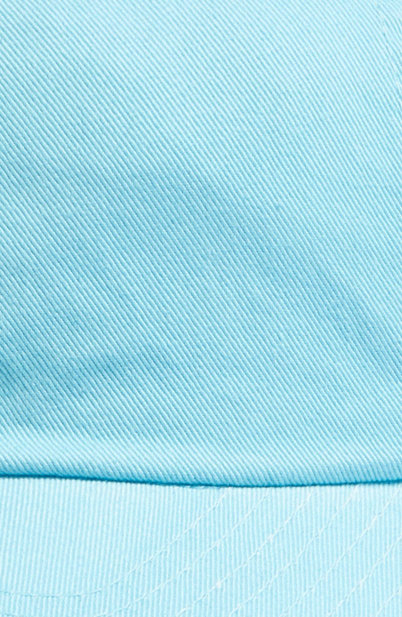 Washed Cotton Baseball Cap,                             Alternate thumbnail 3, color,                             Tropiques