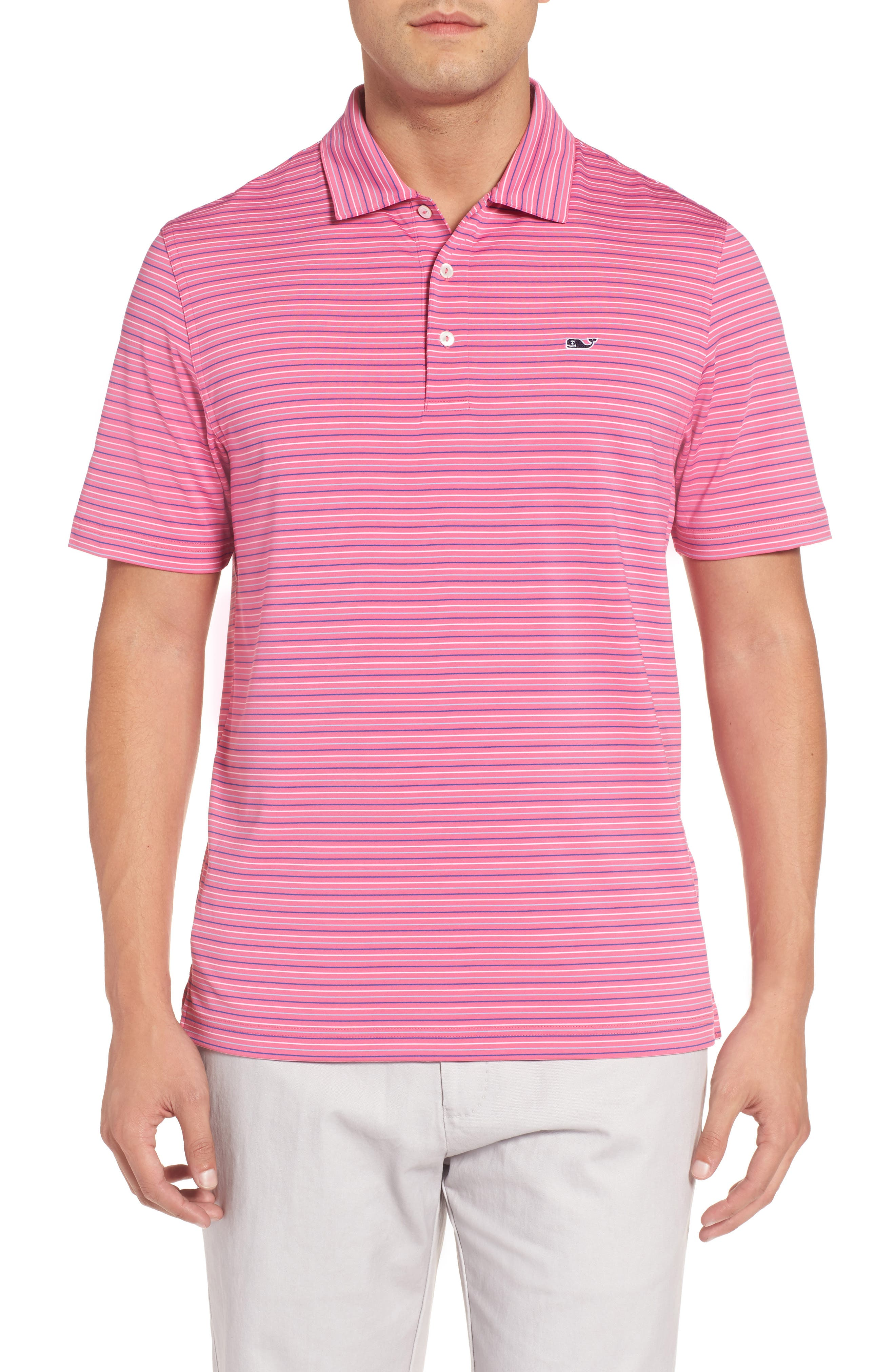 vineyard vines Multicolor Stripe Polo