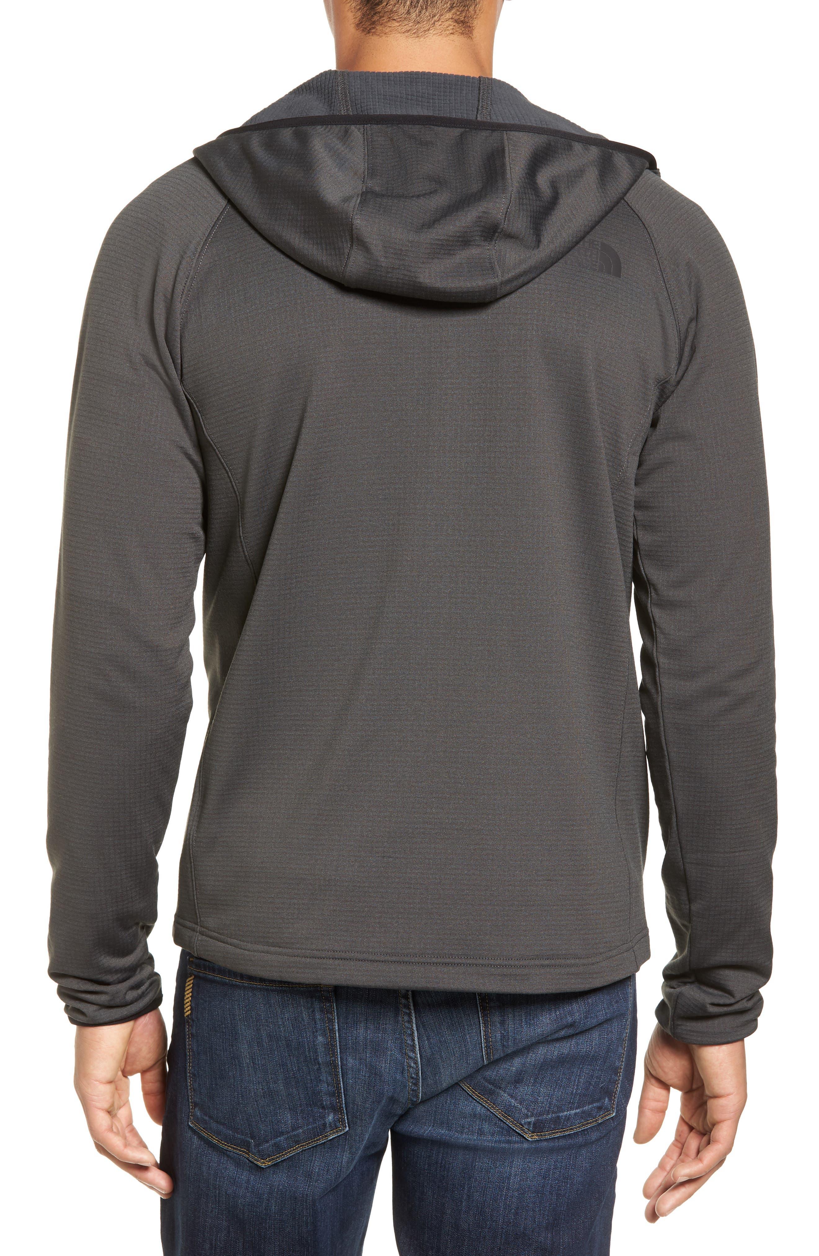 Alternate Image 2  - The North Face Borod Zip Fleece Jacket