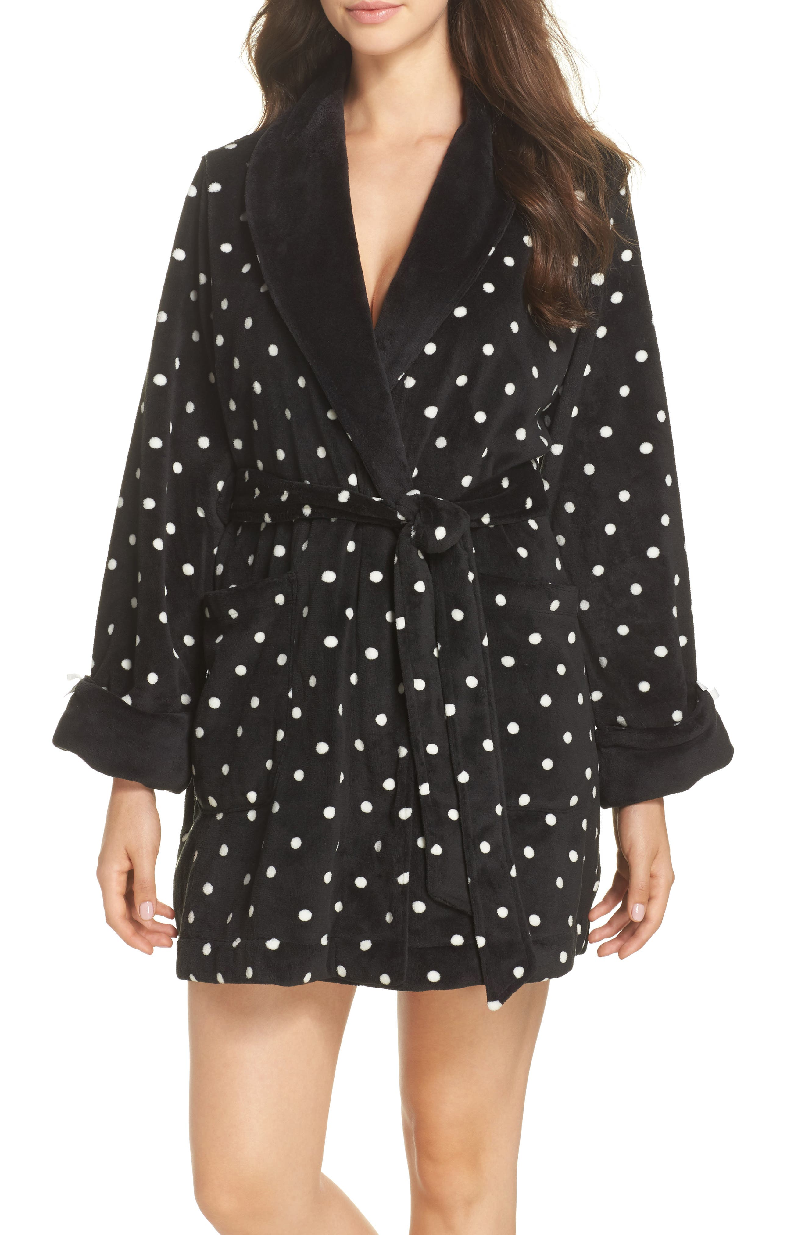 Main Image - kate spade new york short robe