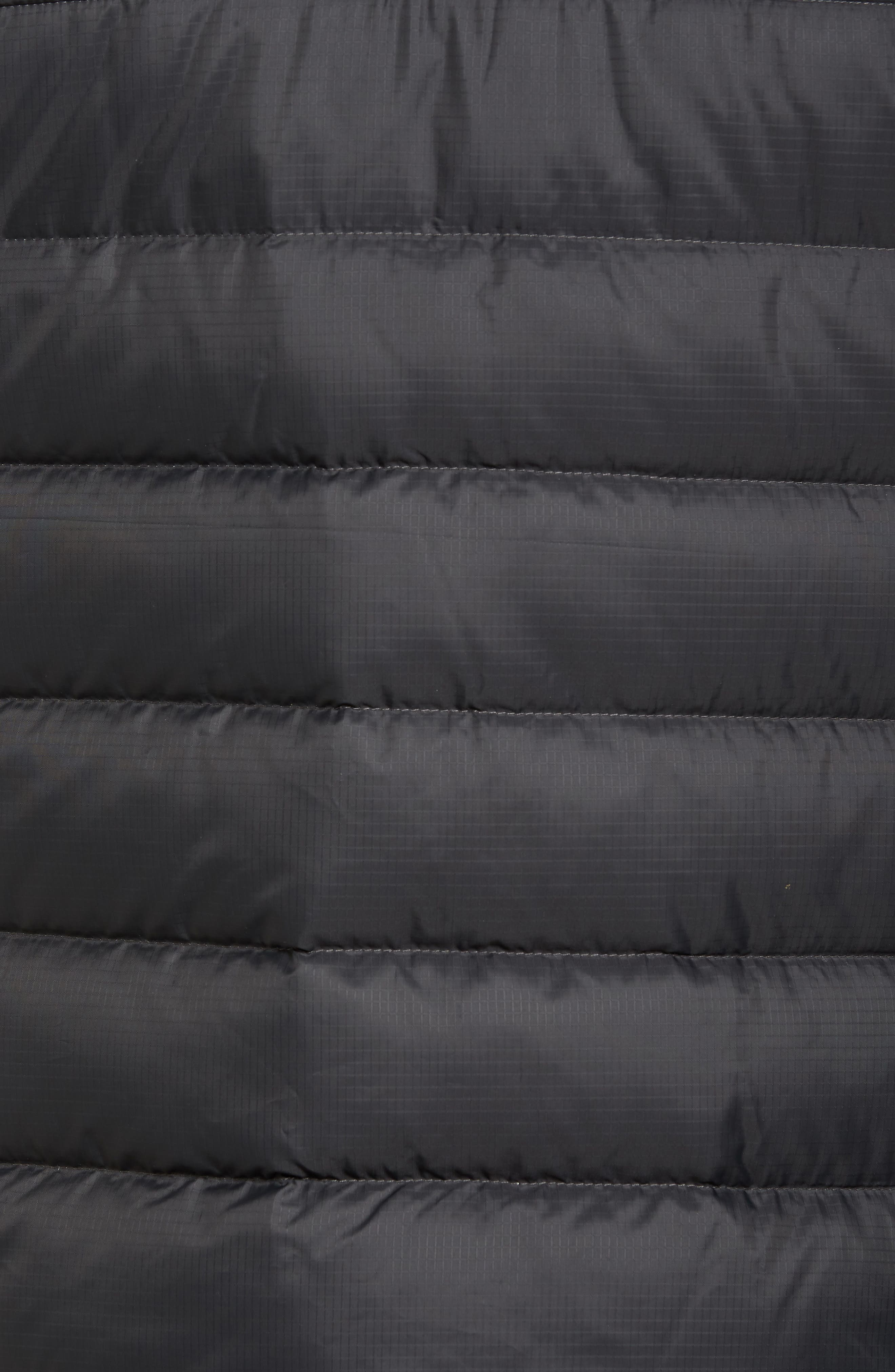 Aconcagua Down Vest,                             Alternate thumbnail 5, color,                             Asphalt Grey