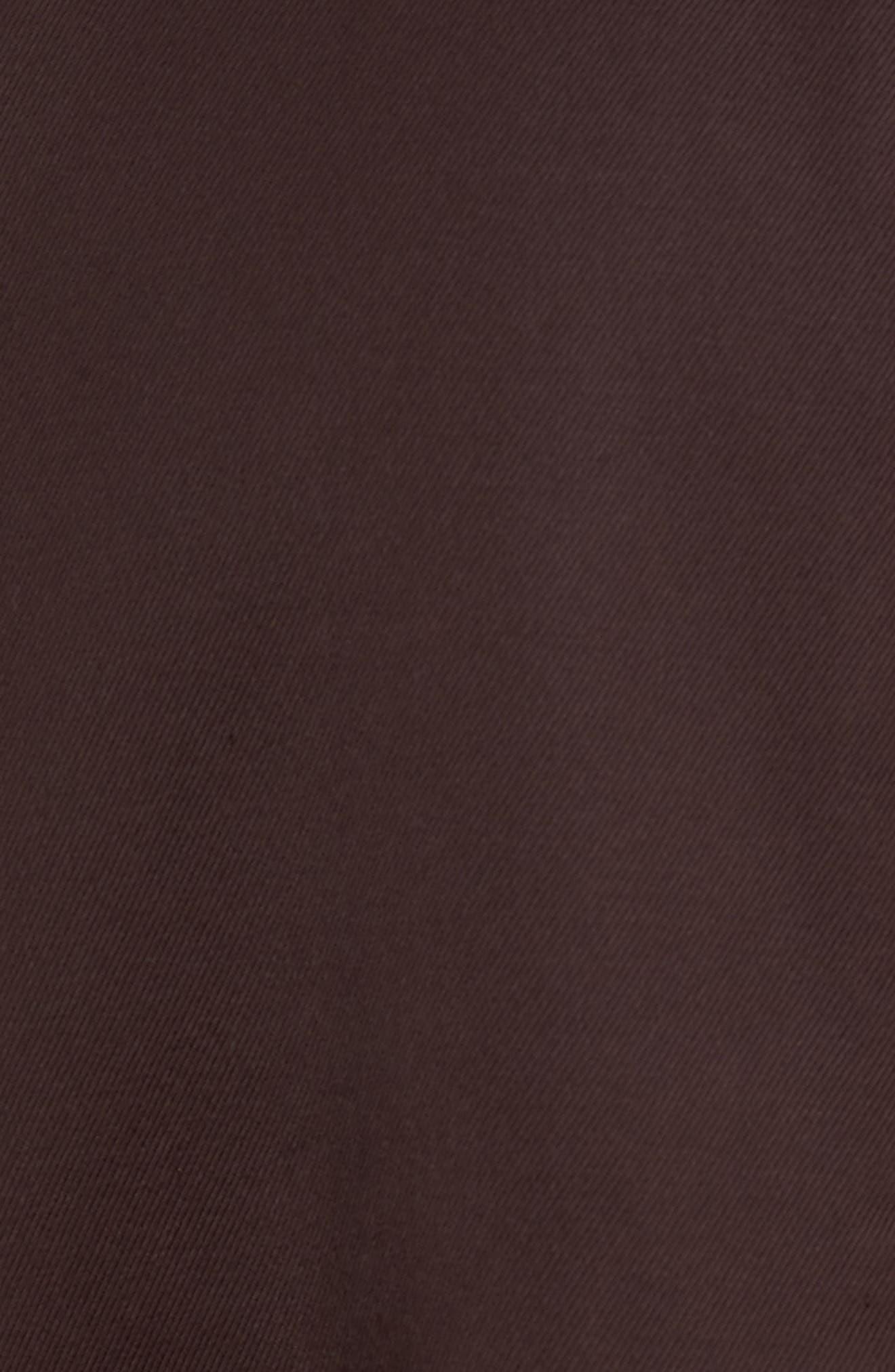 Varsity Jacket,                             Alternate thumbnail 5, color,                             Zinfandel