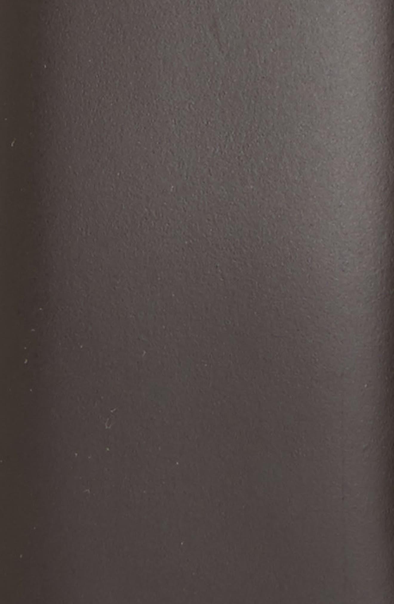 Suede Belt,                             Alternate thumbnail 2, color,                             Grey