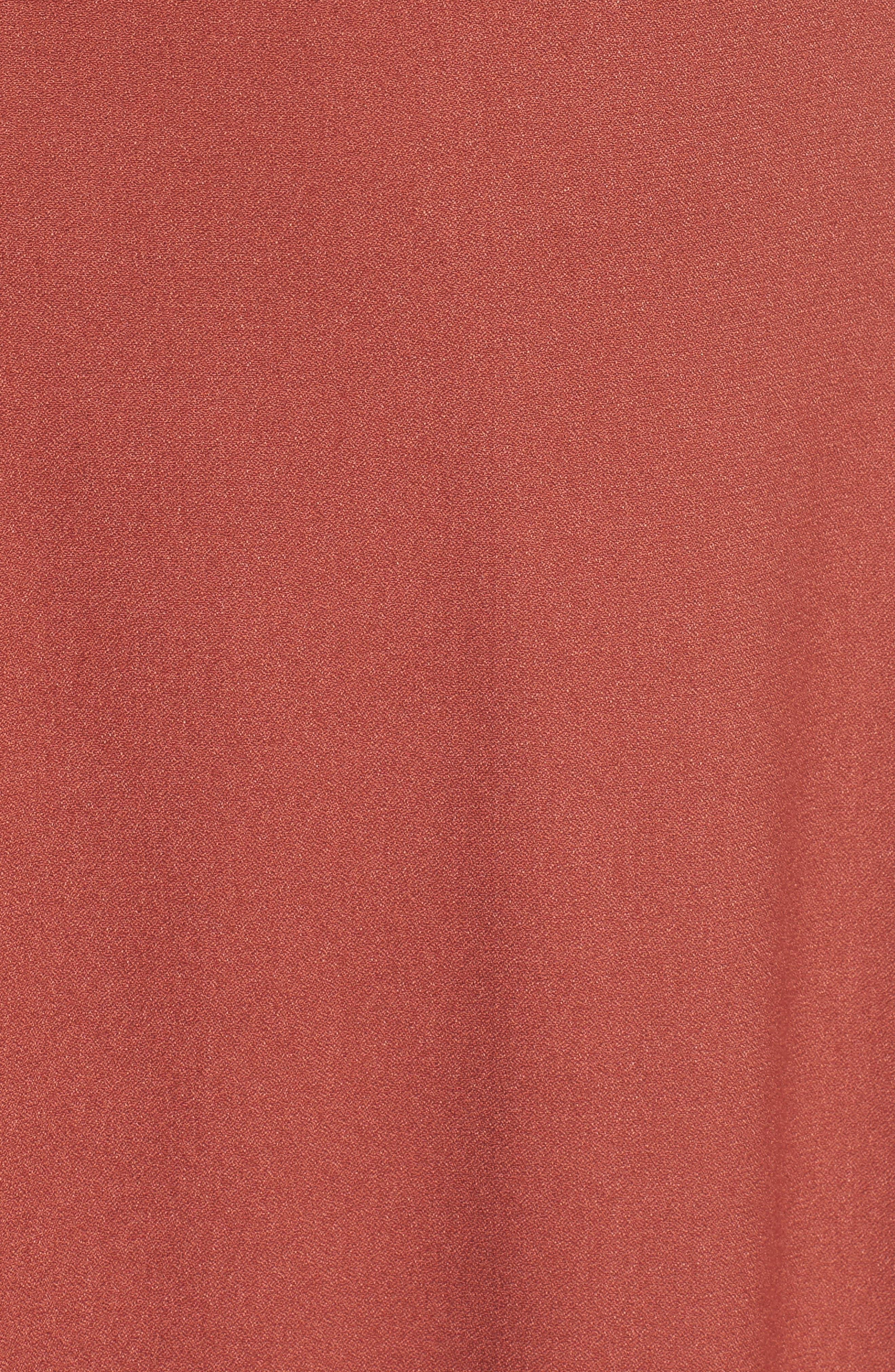 Alternate Image 5  - AFRM Zelda Open Back Midi Dress