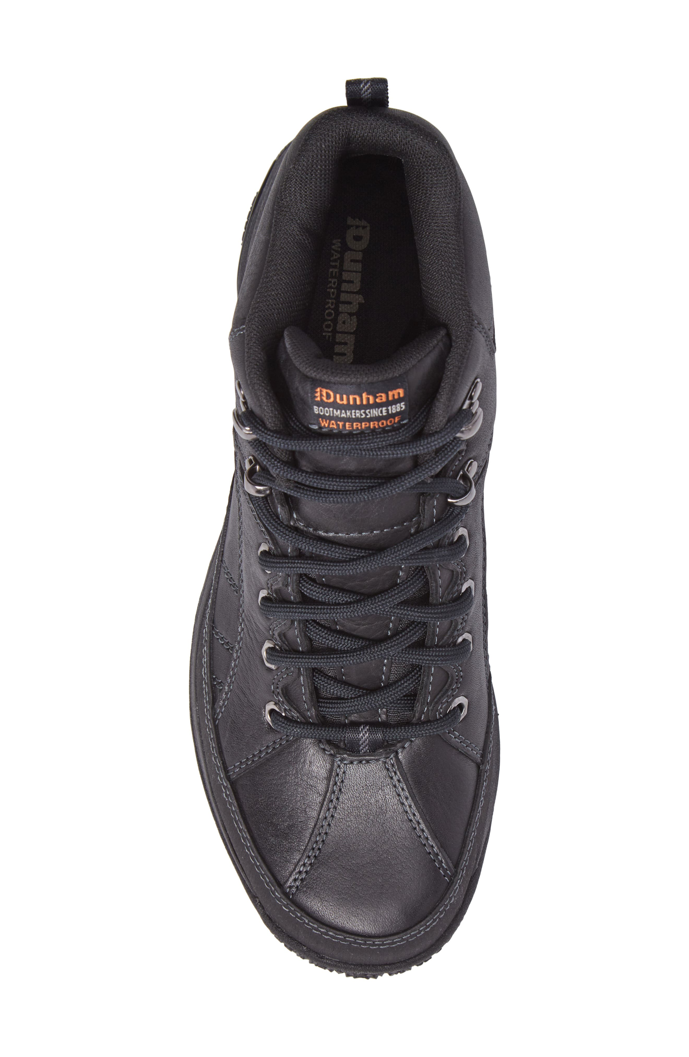 'Lawrence' Boot,                             Alternate thumbnail 5, color,                             Black
