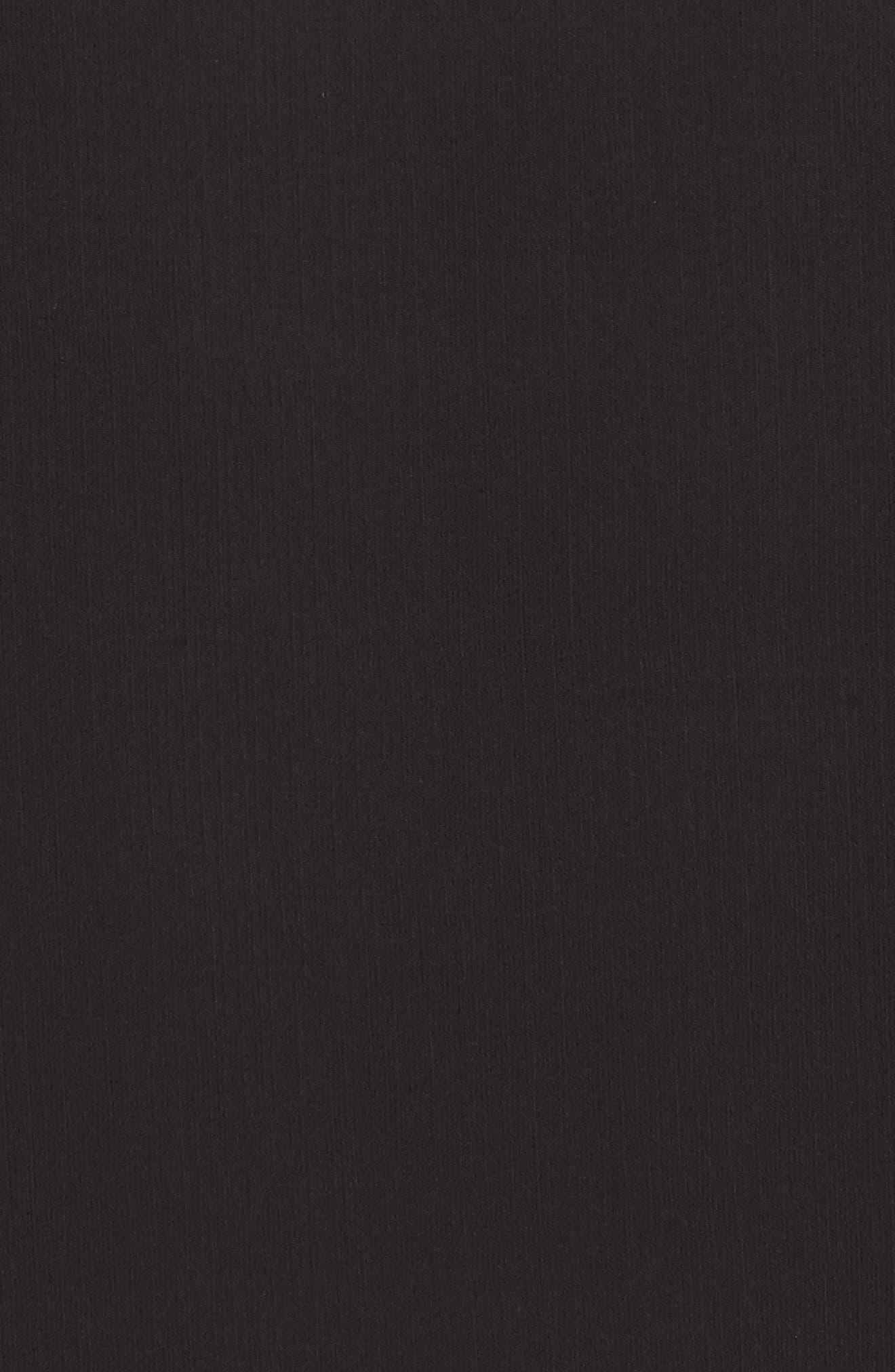 Alternate Image 5  - Bobeau Ruffle Sleeve Blouse