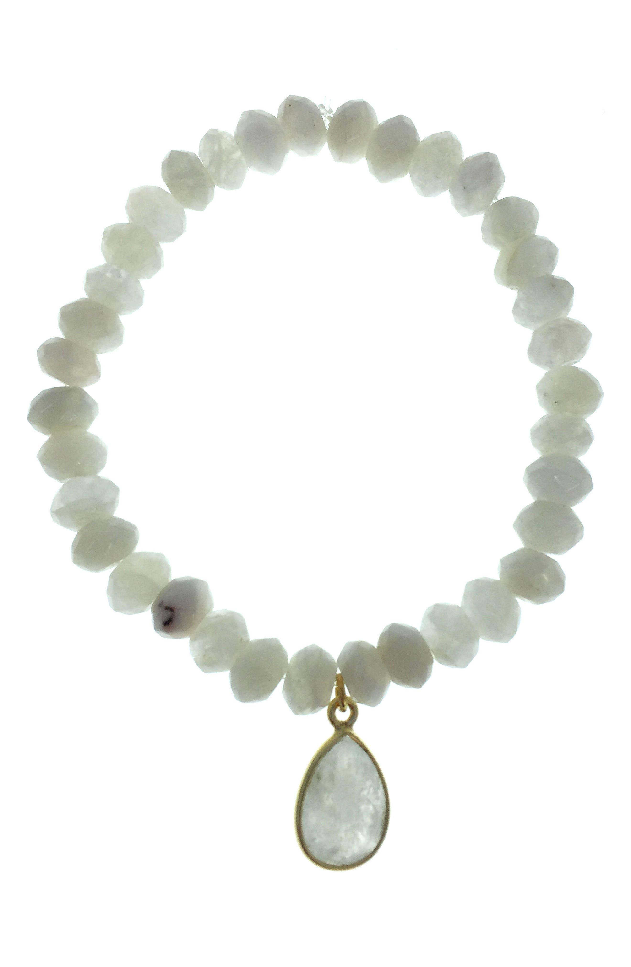 Jemma Sands Malibu Semiprecious Stone Bracelet