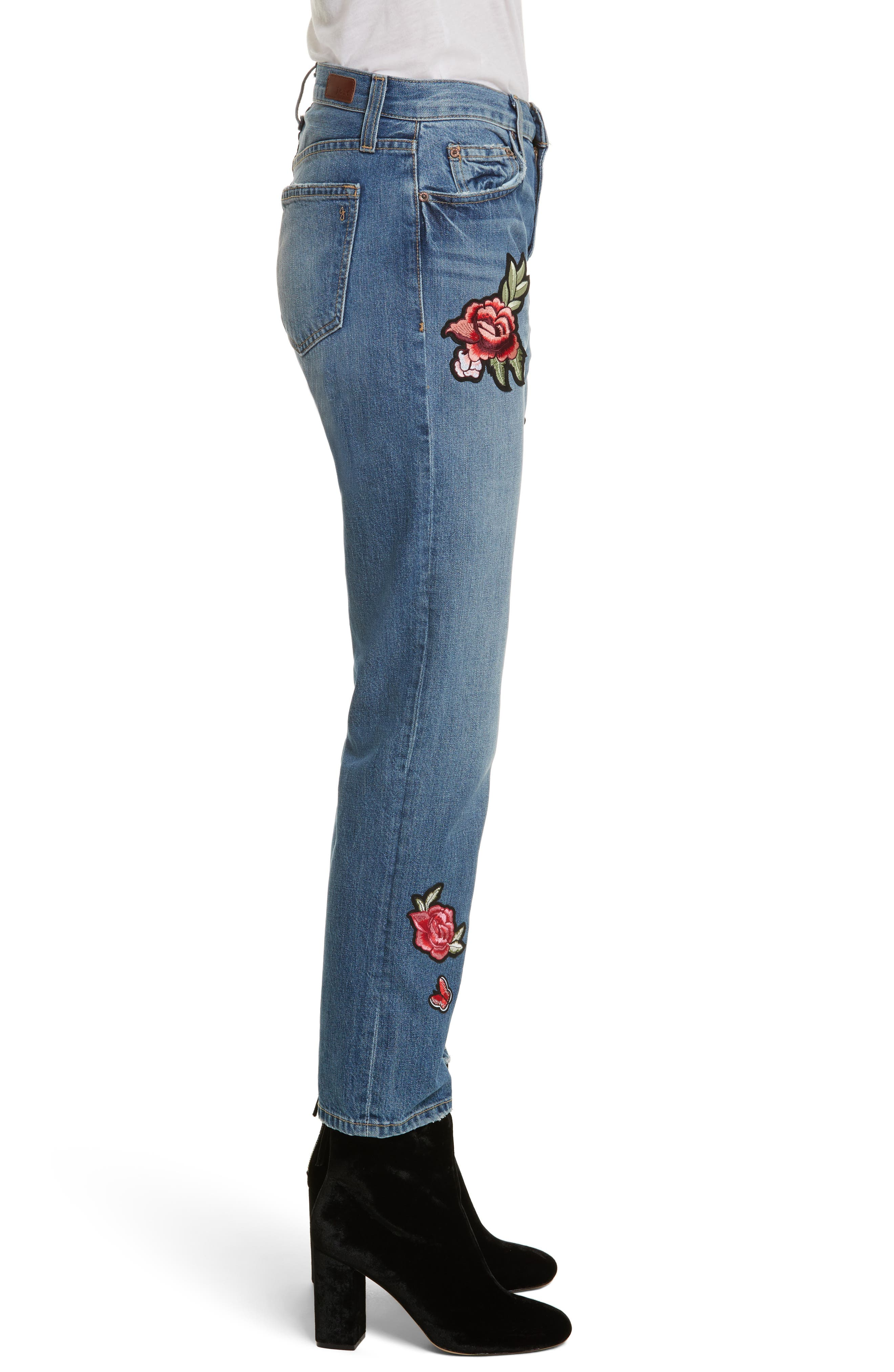 Josie Jeans,                             Alternate thumbnail 3, color,                             Hotel California With Patches