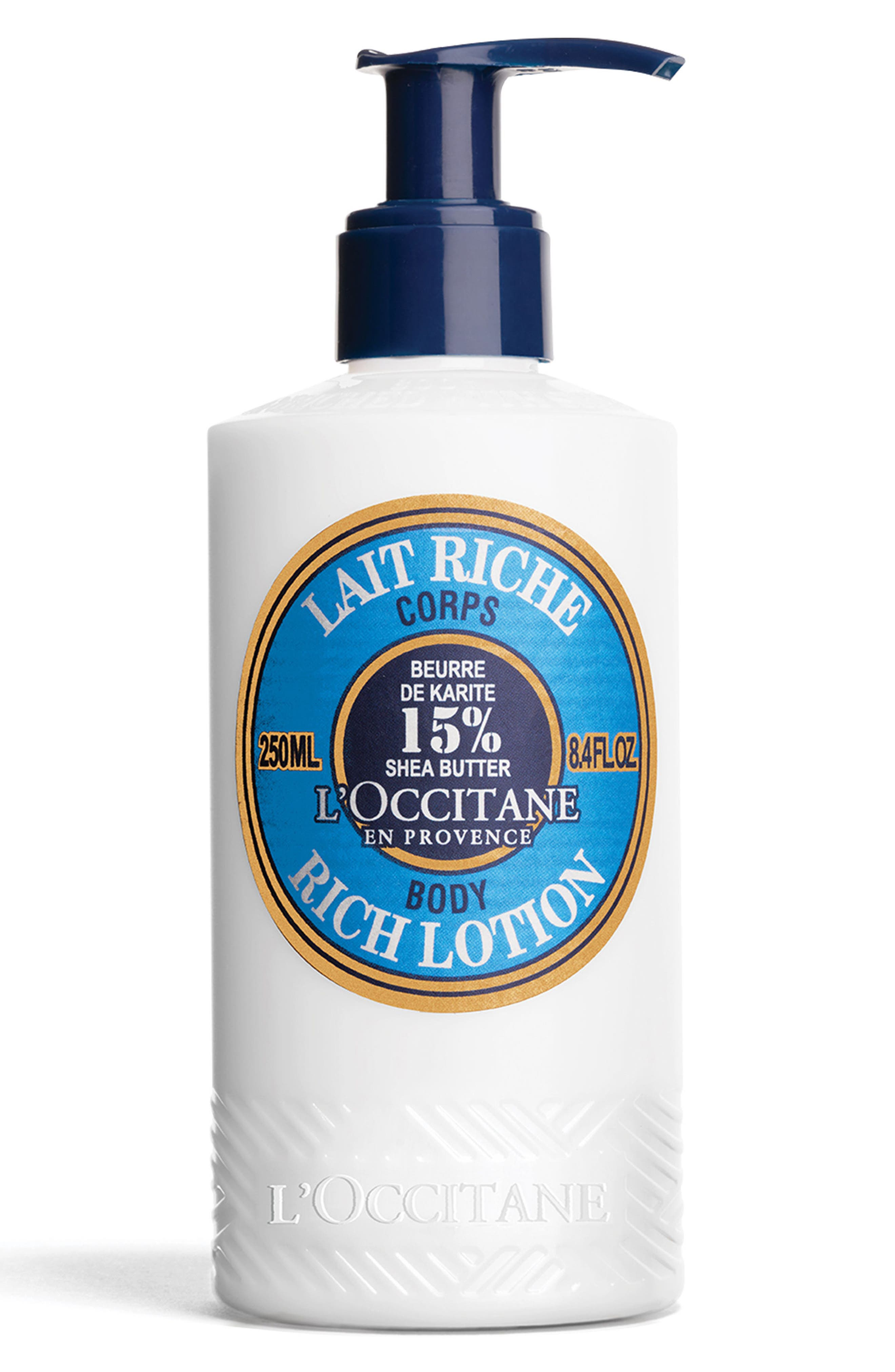Alternate Image 1 Selected - L'Occitane Shea Butter Rich Body Lotion