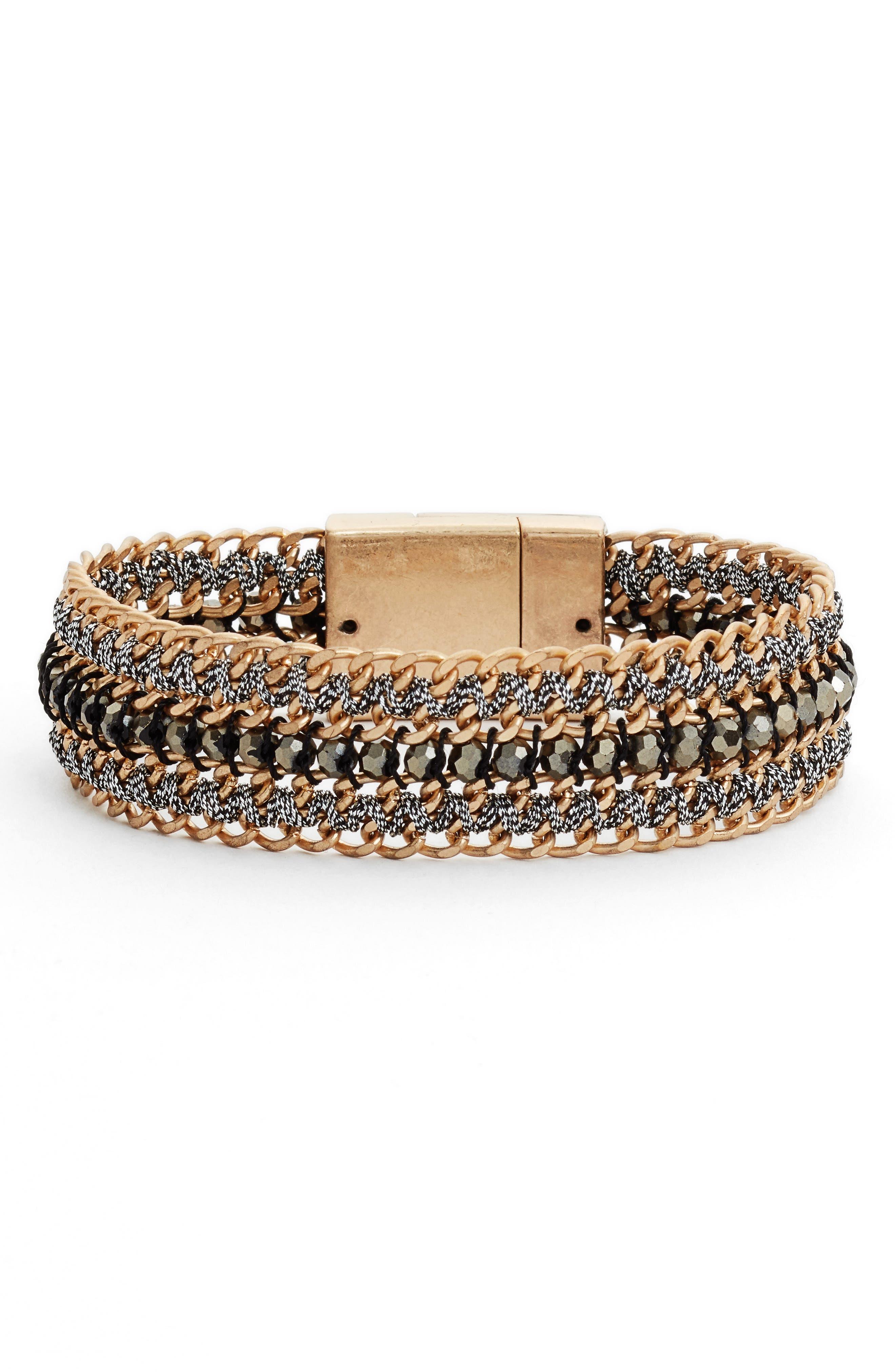 Treasure & Bond Link Bracelet