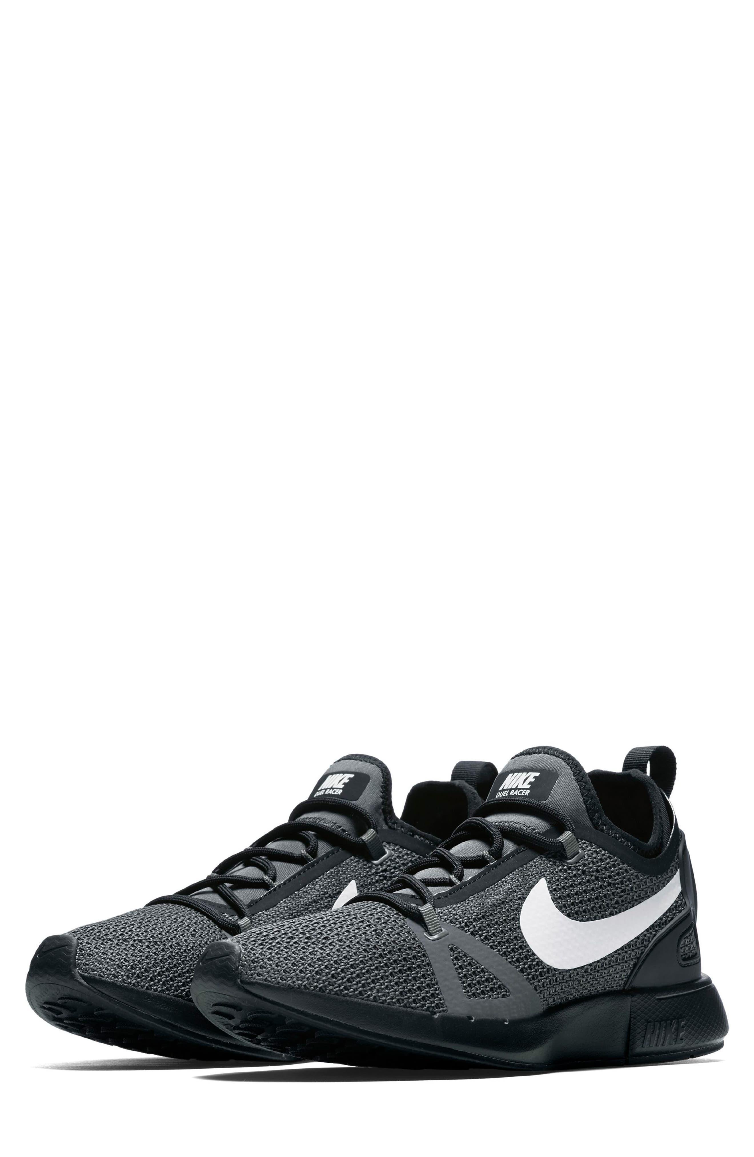 Alternate Image 1 Selected - Nike Duel Racer PRM Running Shoe (Women)