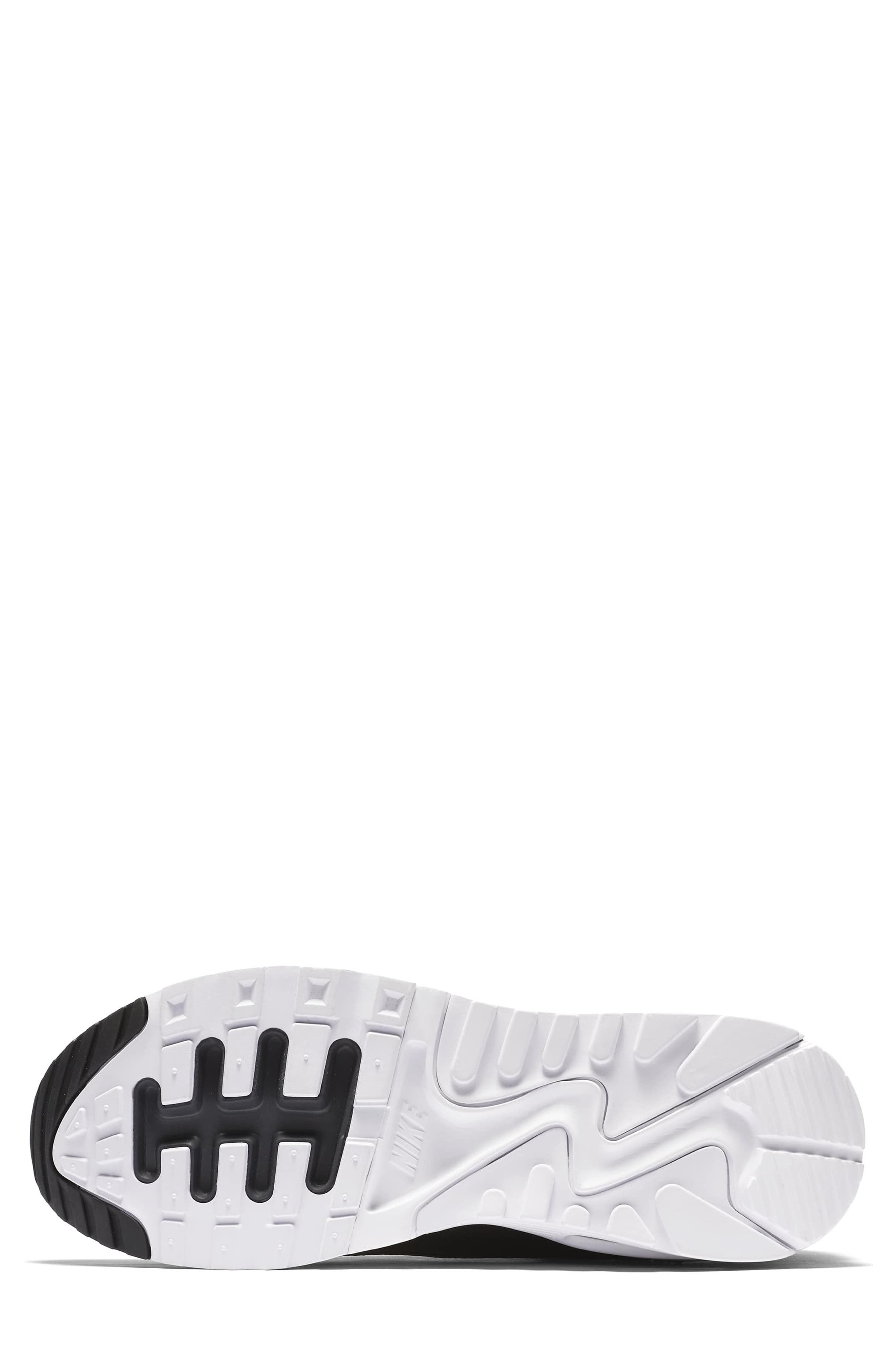 Air Max 90 Ultra 2.0 Sneaker,                             Alternate thumbnail 4, color,                             Black/ White/ Black