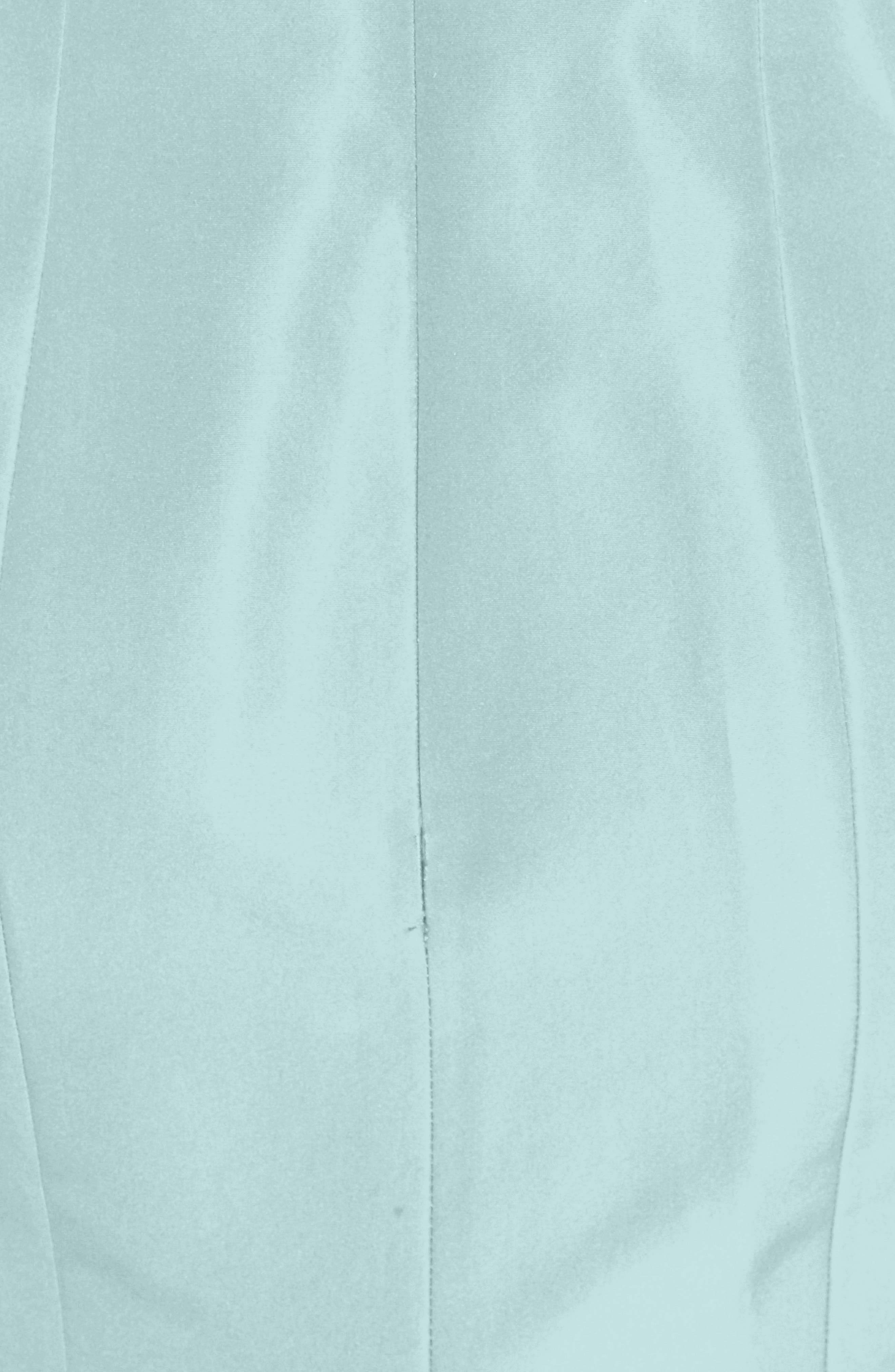 Alternate Image 5  - Carolina Herrera Bow Detail Strapless Silk Faille Gown